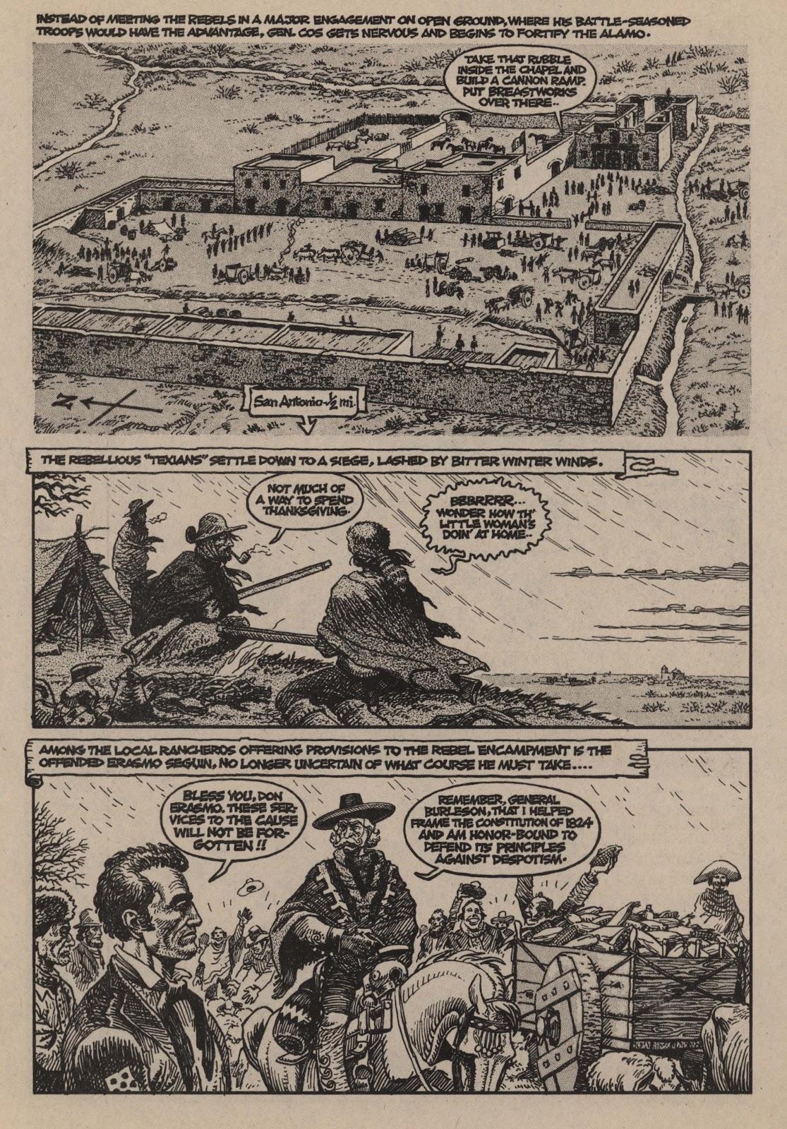 Recuerden el Alamo issue Full - Page 31