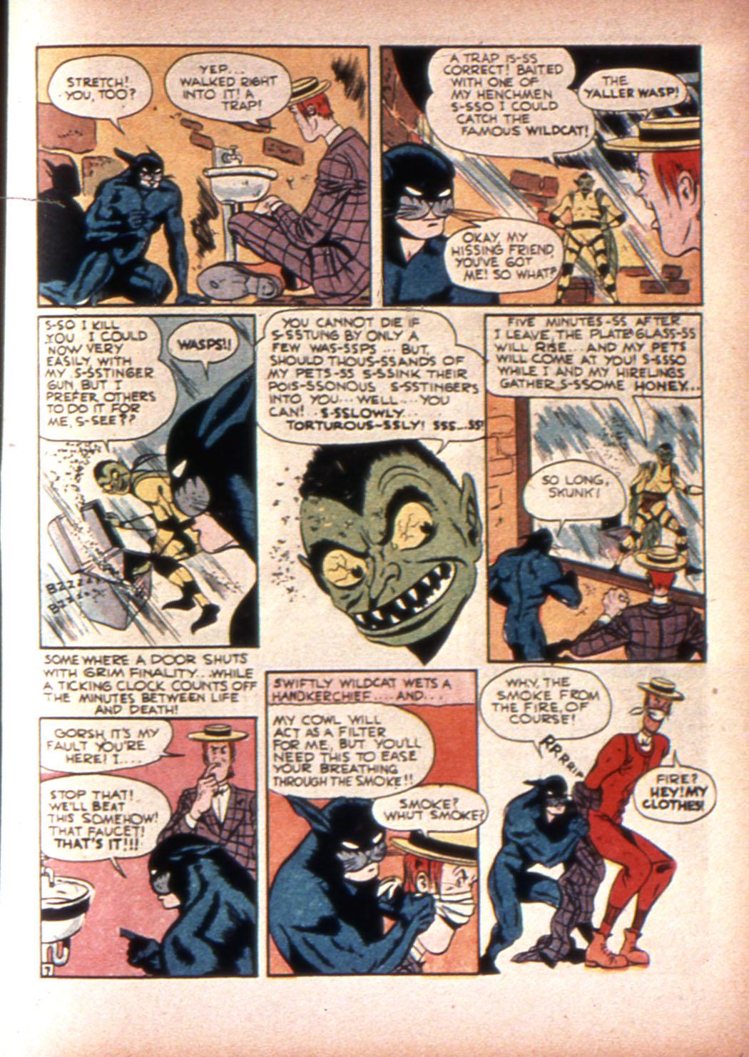 Read online Sensation (Mystery) Comics comic -  Issue #20 - 55