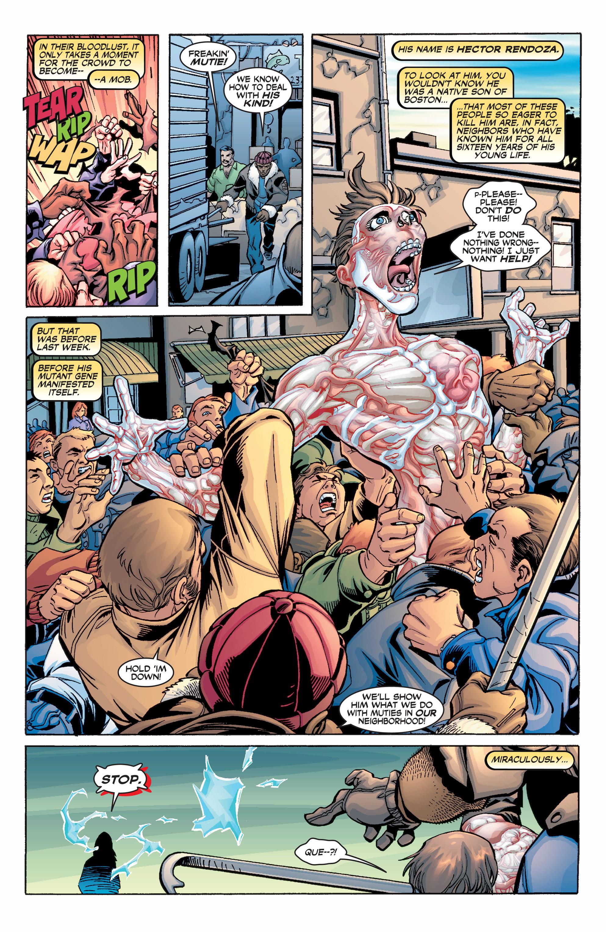 Read online Uncanny X-Men (1963) comic -  Issue #392 - 8