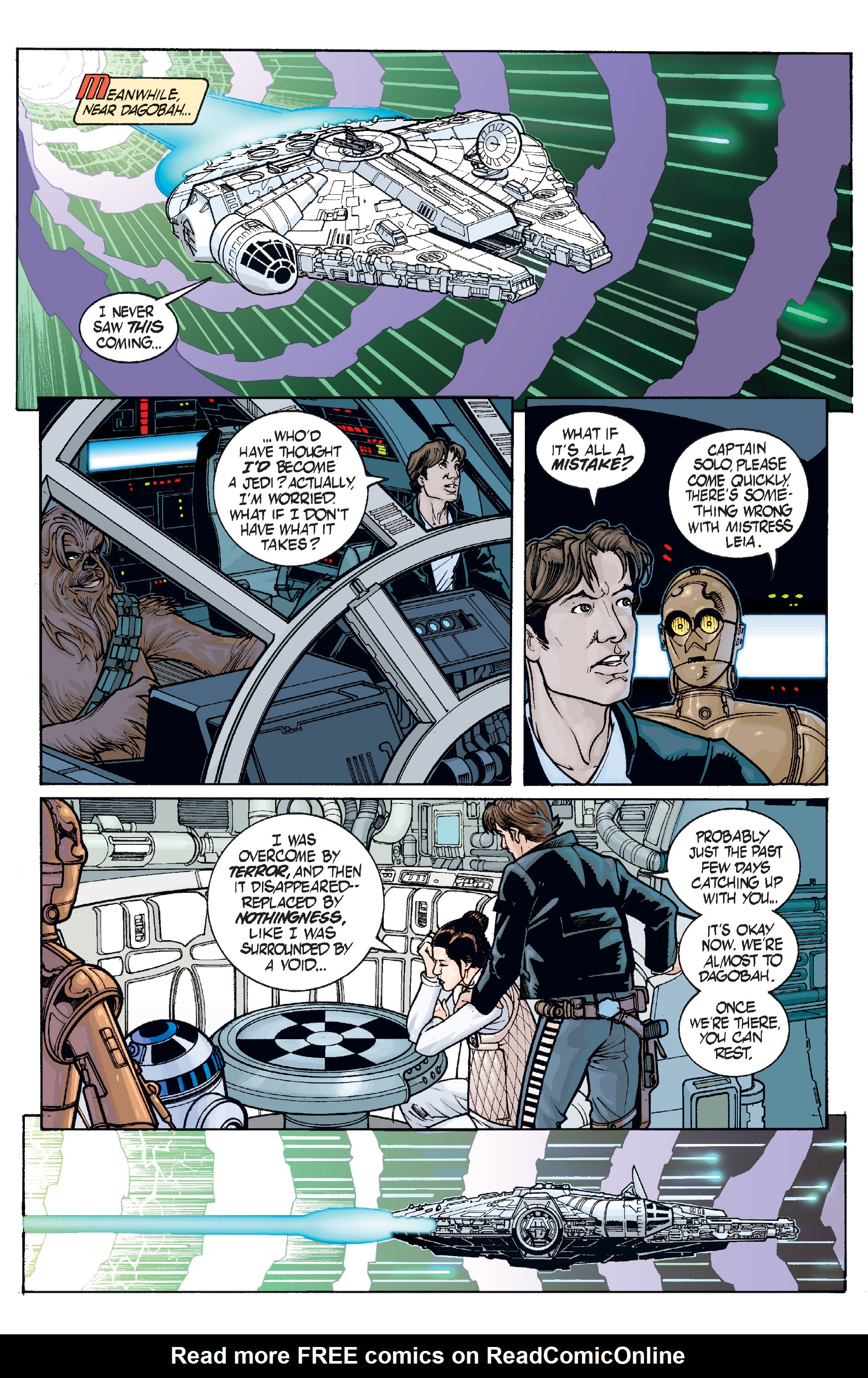 Read online Star Wars Omnibus comic -  Issue # Vol. 27 - 131