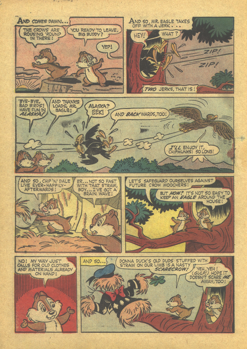 Walt Disneys Chip N Dale issue 26 - Page 10
