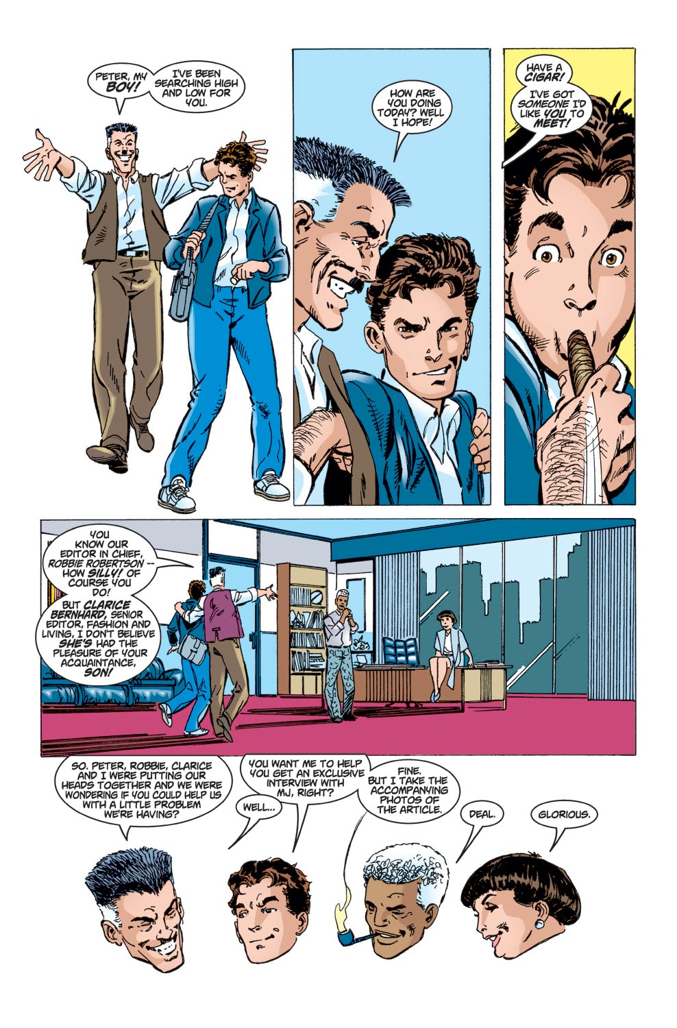 The Amazing Spider-Man (1999) 11 Page 6