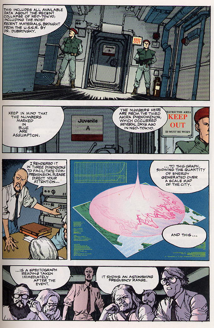 Read online Akira comic -  Issue #24 - 31