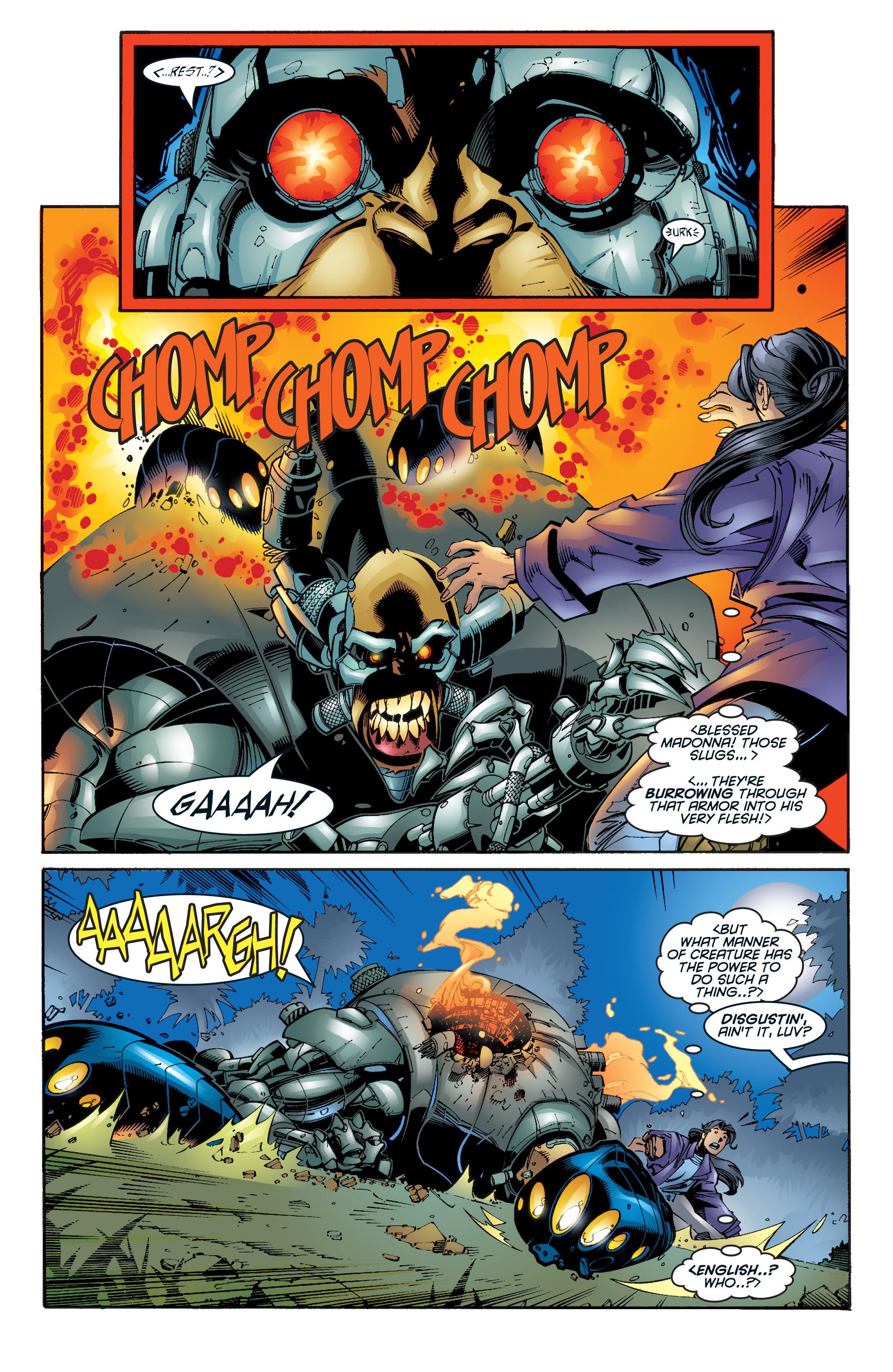 Read online Uncanny X-Men (1963) comic -  Issue #345 - 5