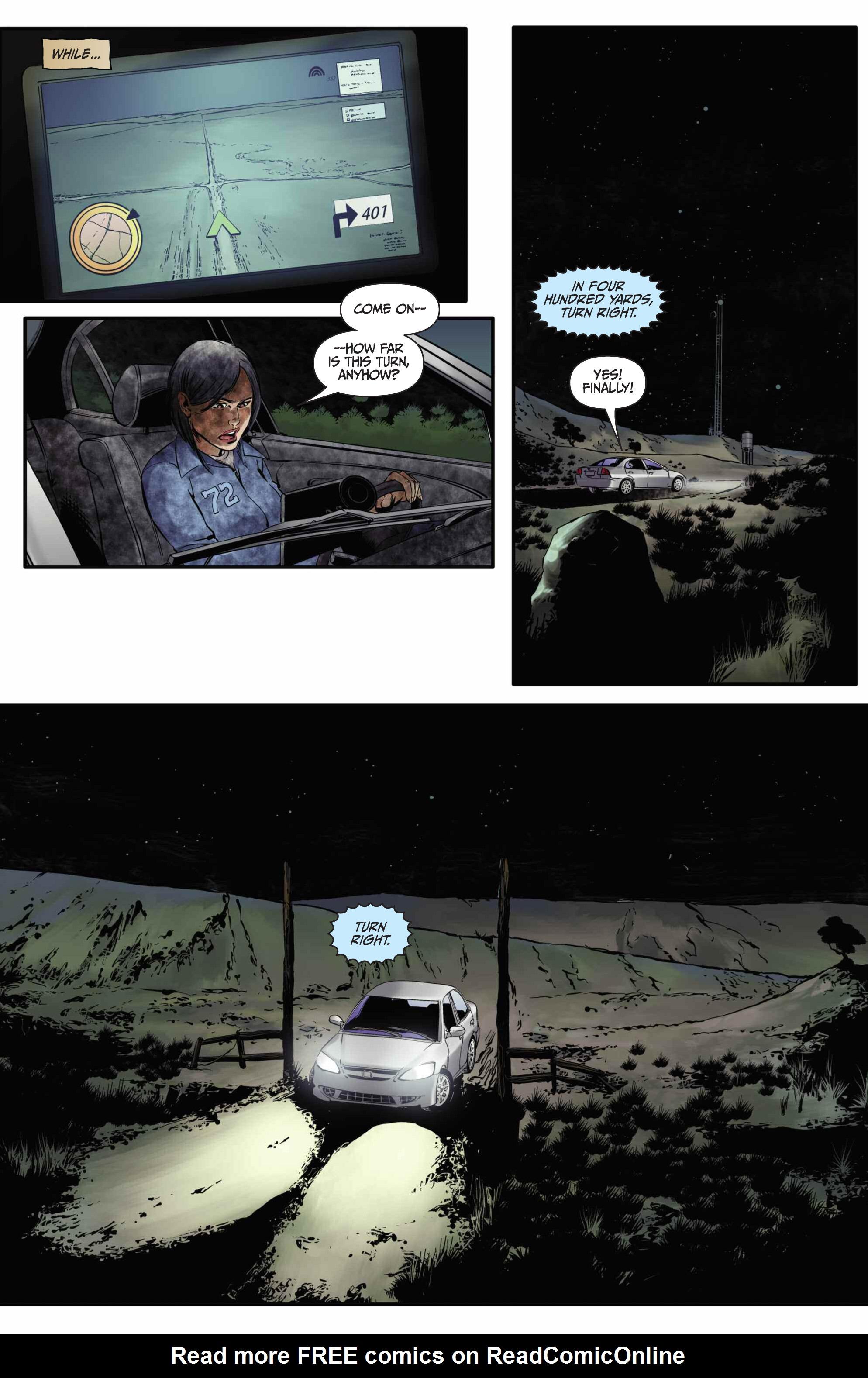 Read online Mercy Thompson comic -  Issue #5 - 20