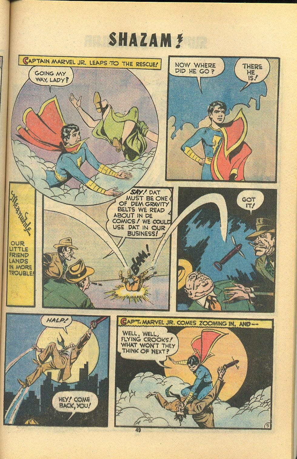 Captain Marvel, Jr. issue 14 - Page 6