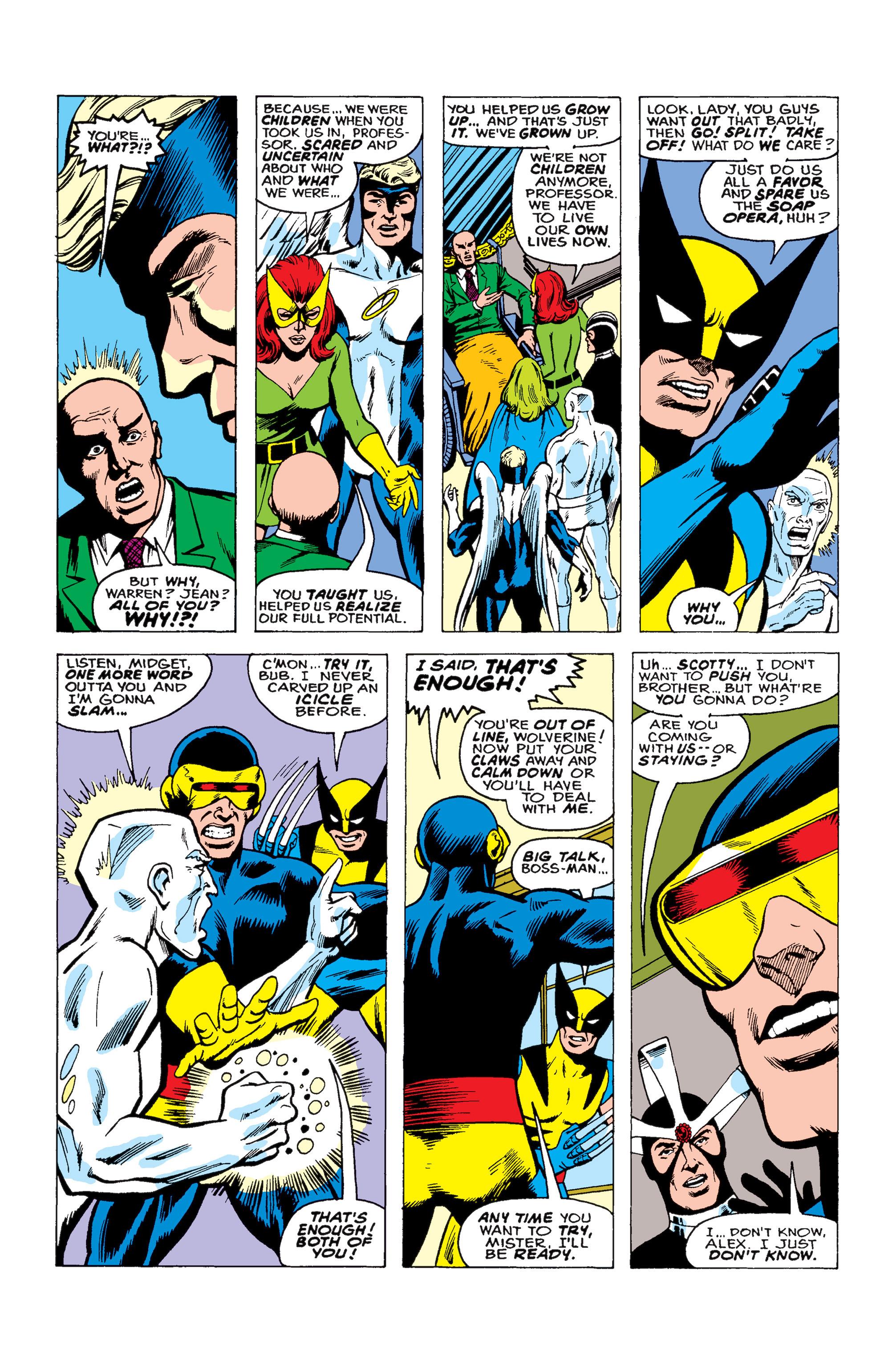 Uncanny X-Men (1963) 94 Page 4