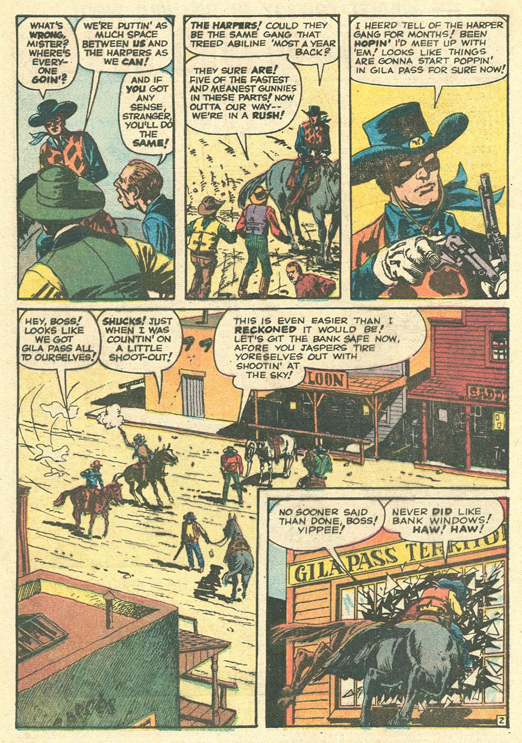 Read online Two-Gun Kid comic -  Issue #99 - 4