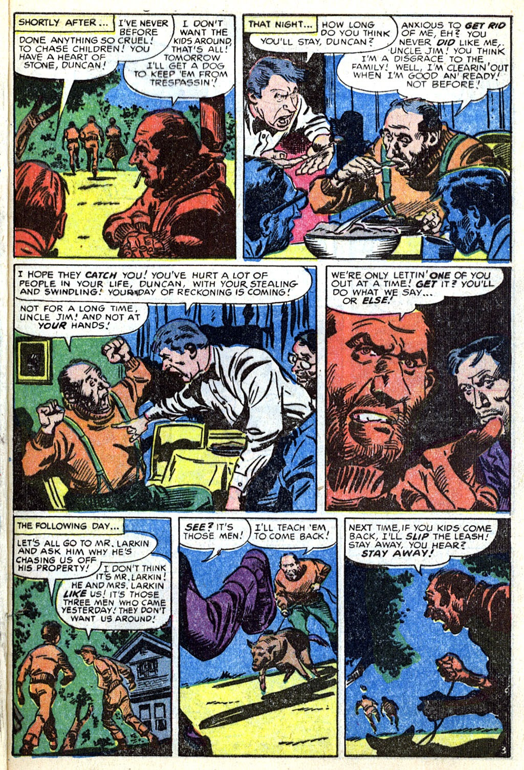 Mystic (1951) issue 60 - Page 5