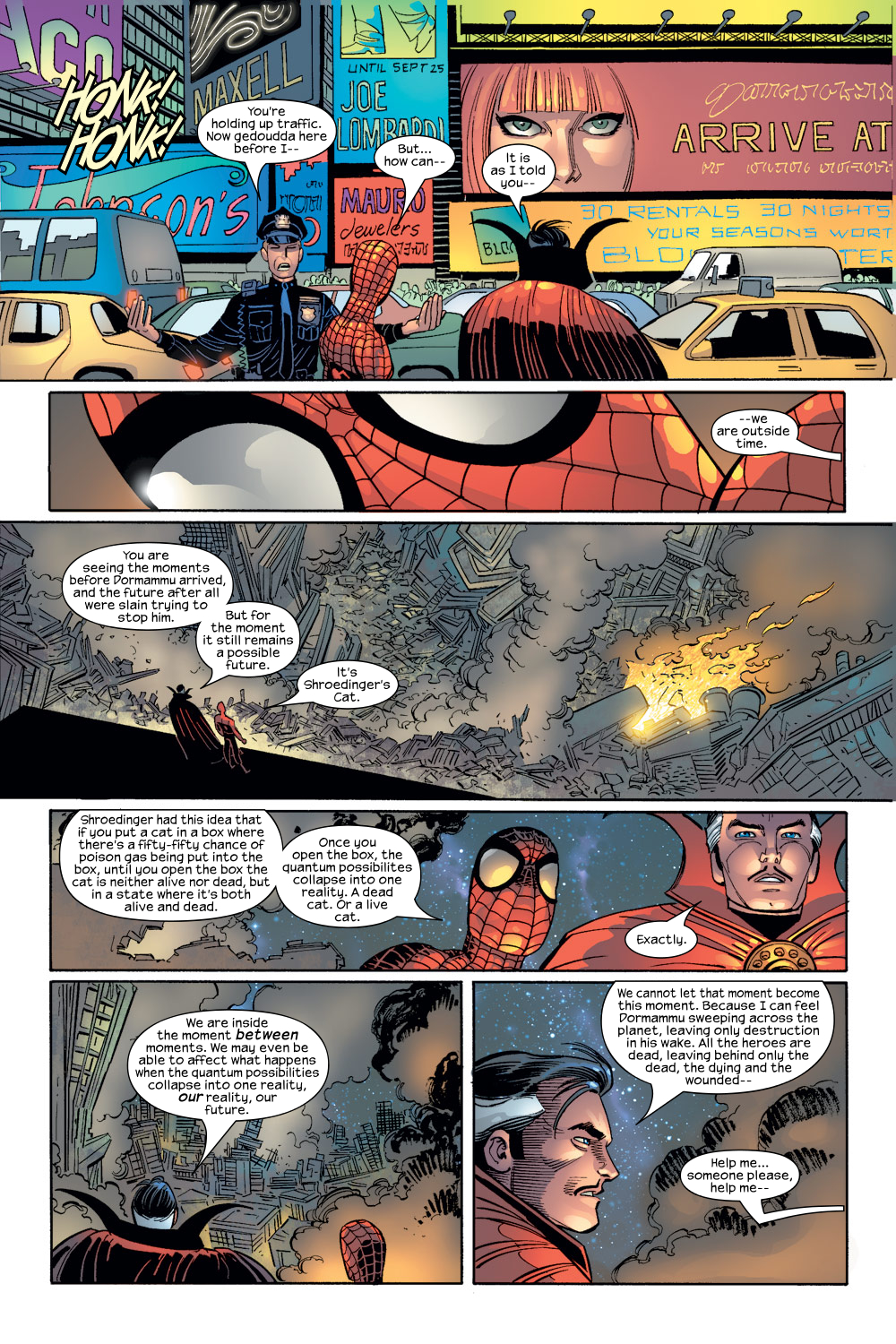 The Amazing Spider-Man (1999) 58 Page 16