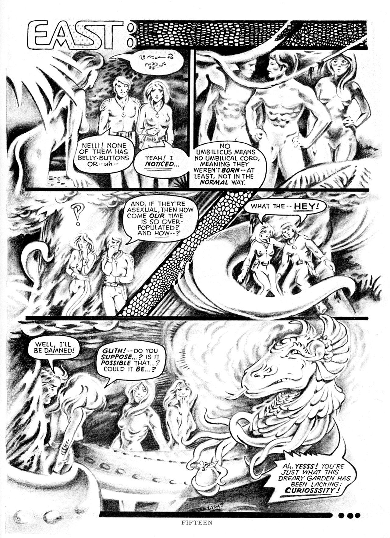 Read online Star*Reach comic -  Issue #13 - 40