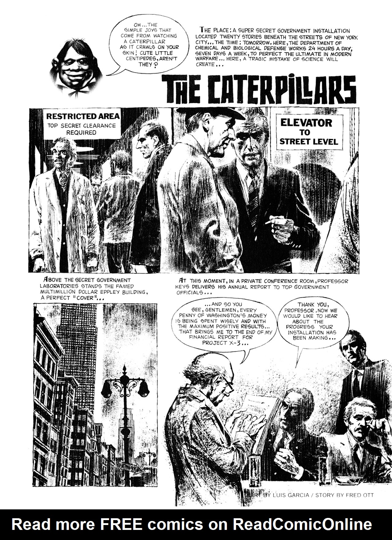 Read online Eerie Archives comic -  Issue # TPB 8 - 278