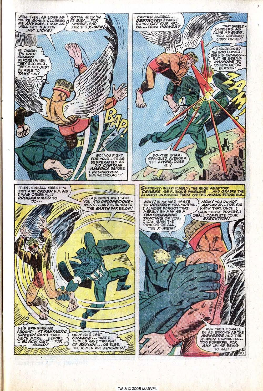 Read online Uncanny X-Men (1963) comic -  Issue #77 - 29