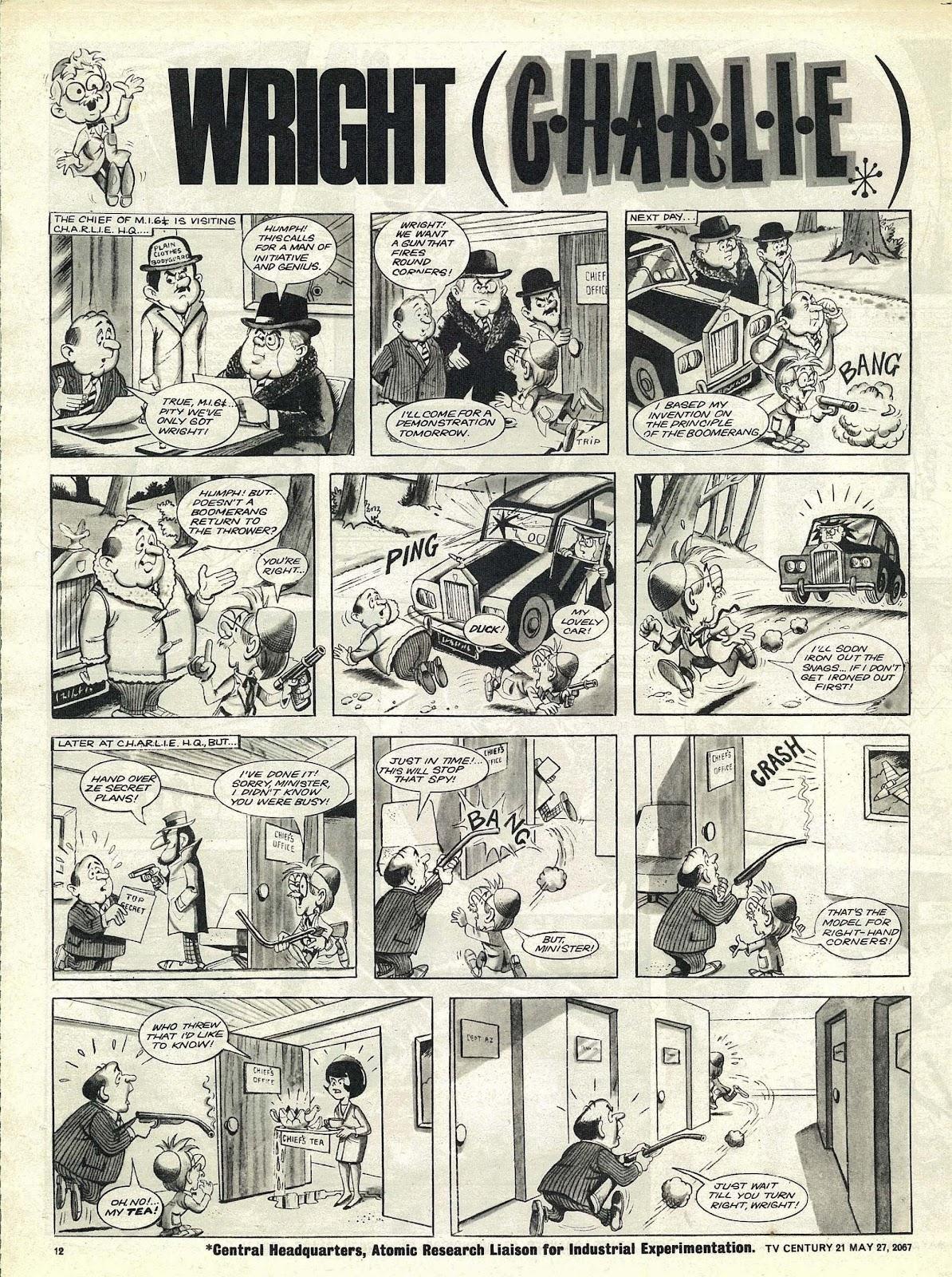 TV Century 21 (TV 21) issue 123 - Page 11