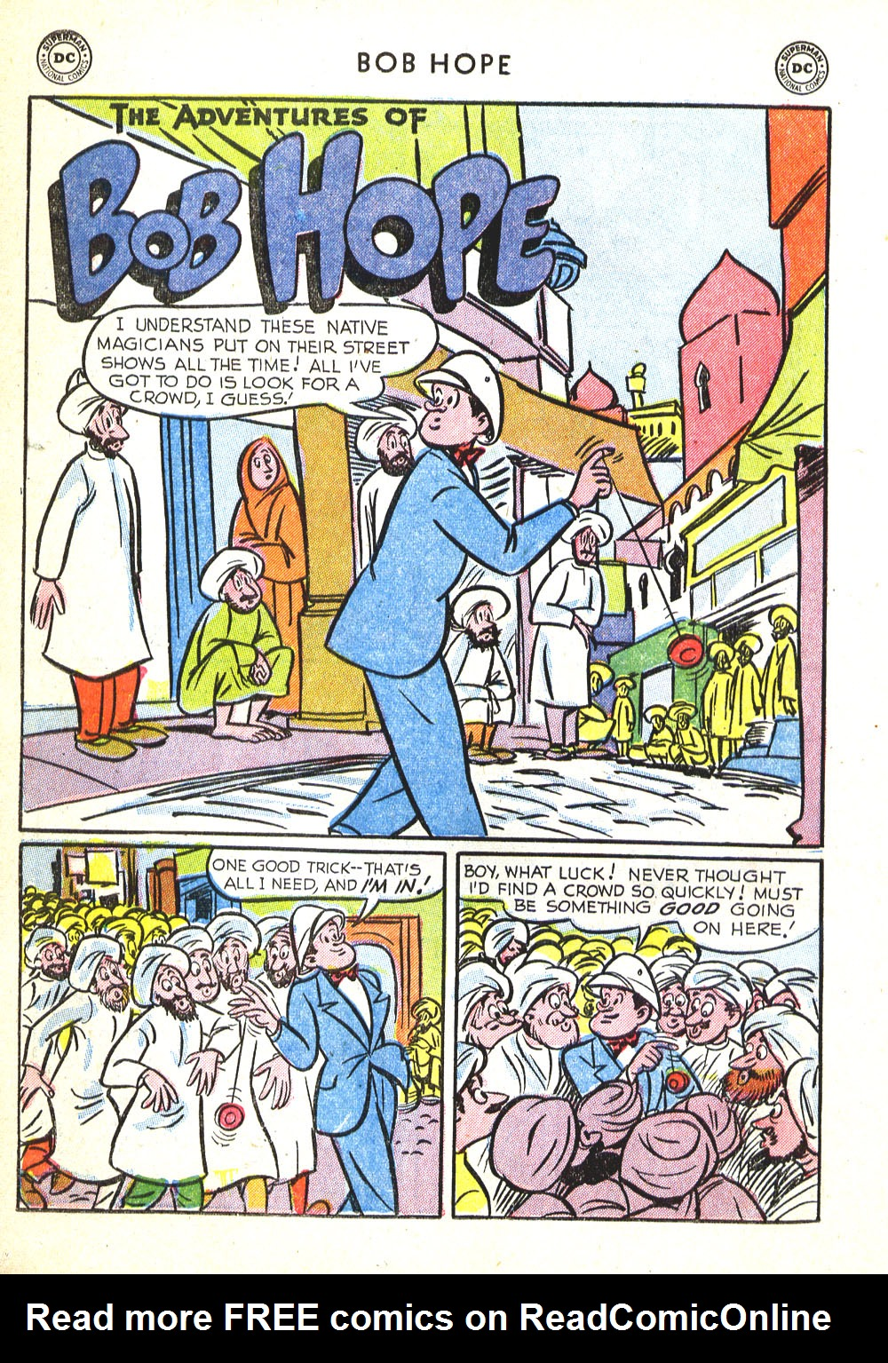 The Adventures of Bob Hope issue 30 - Page 26