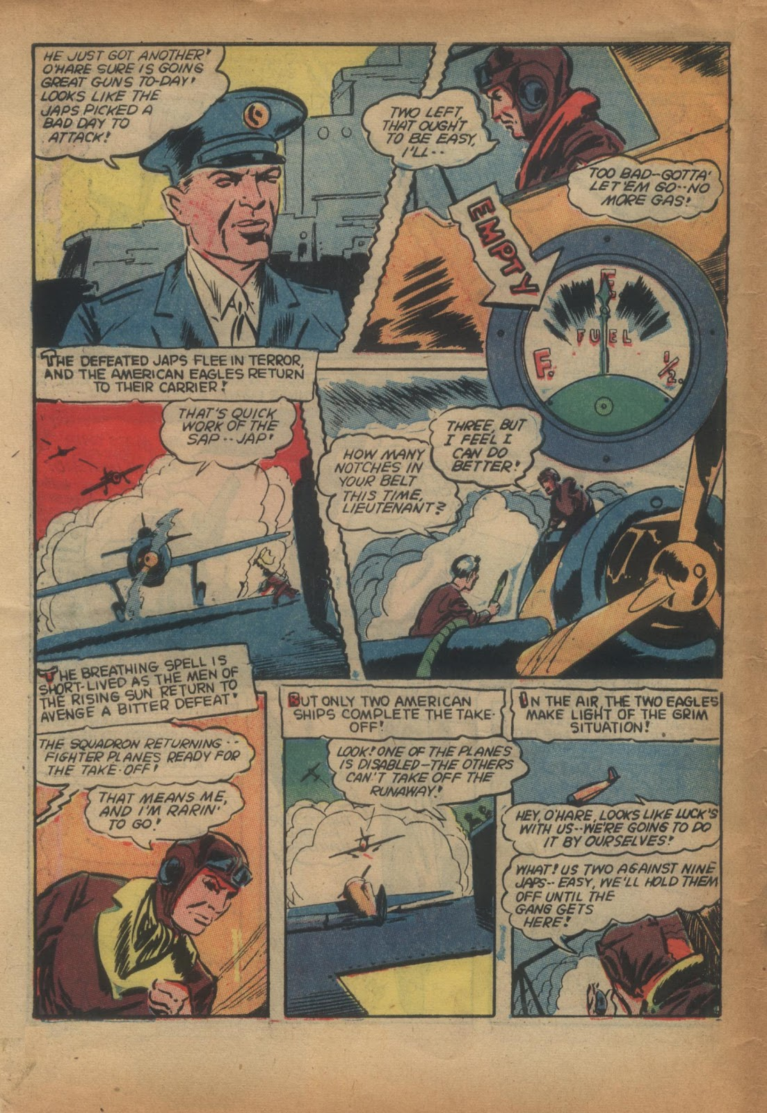 The Blue Beetle issue 15 - Page 64
