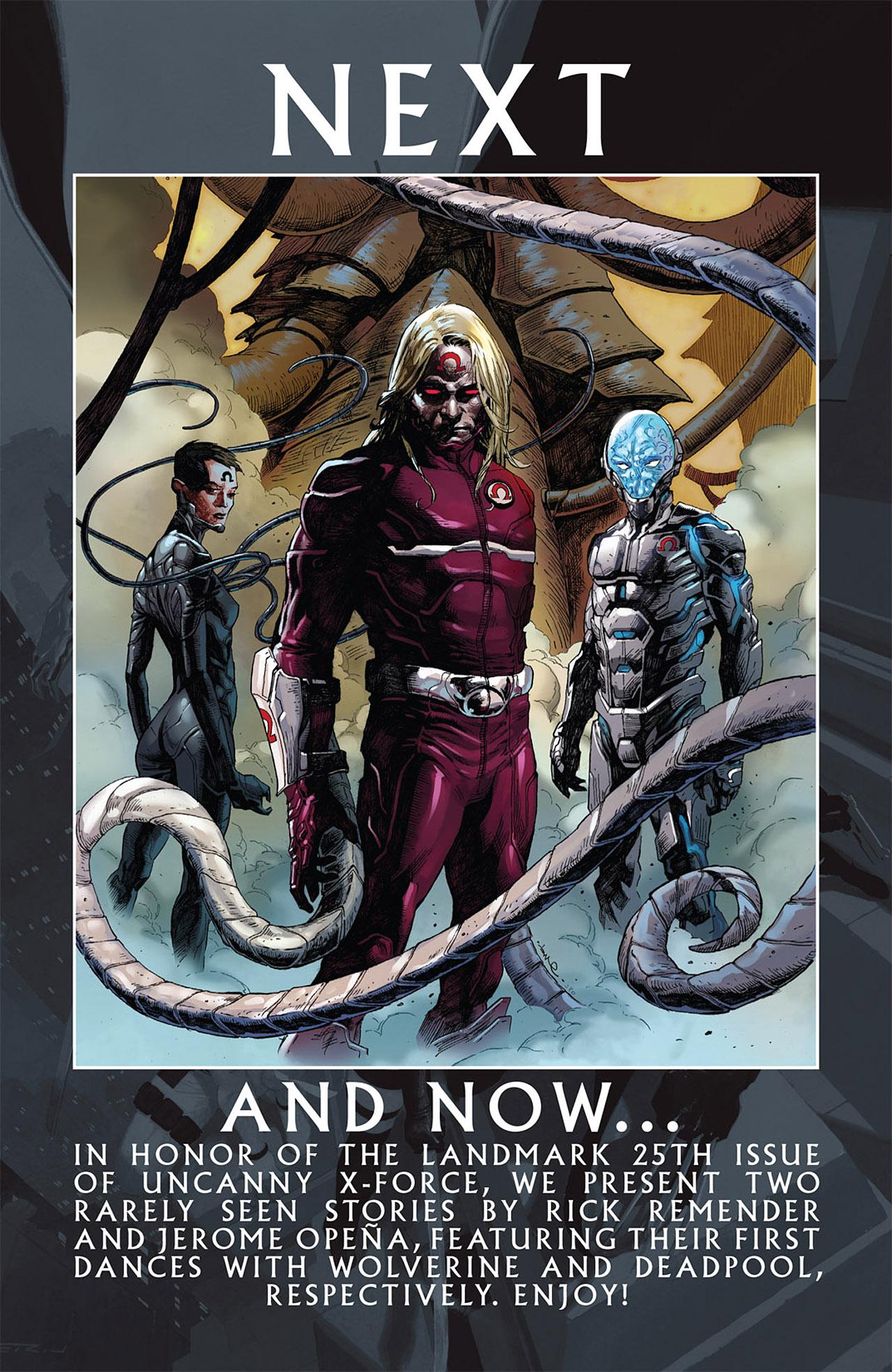 Uncanny X-Force (2010) #25 #27 - English 20