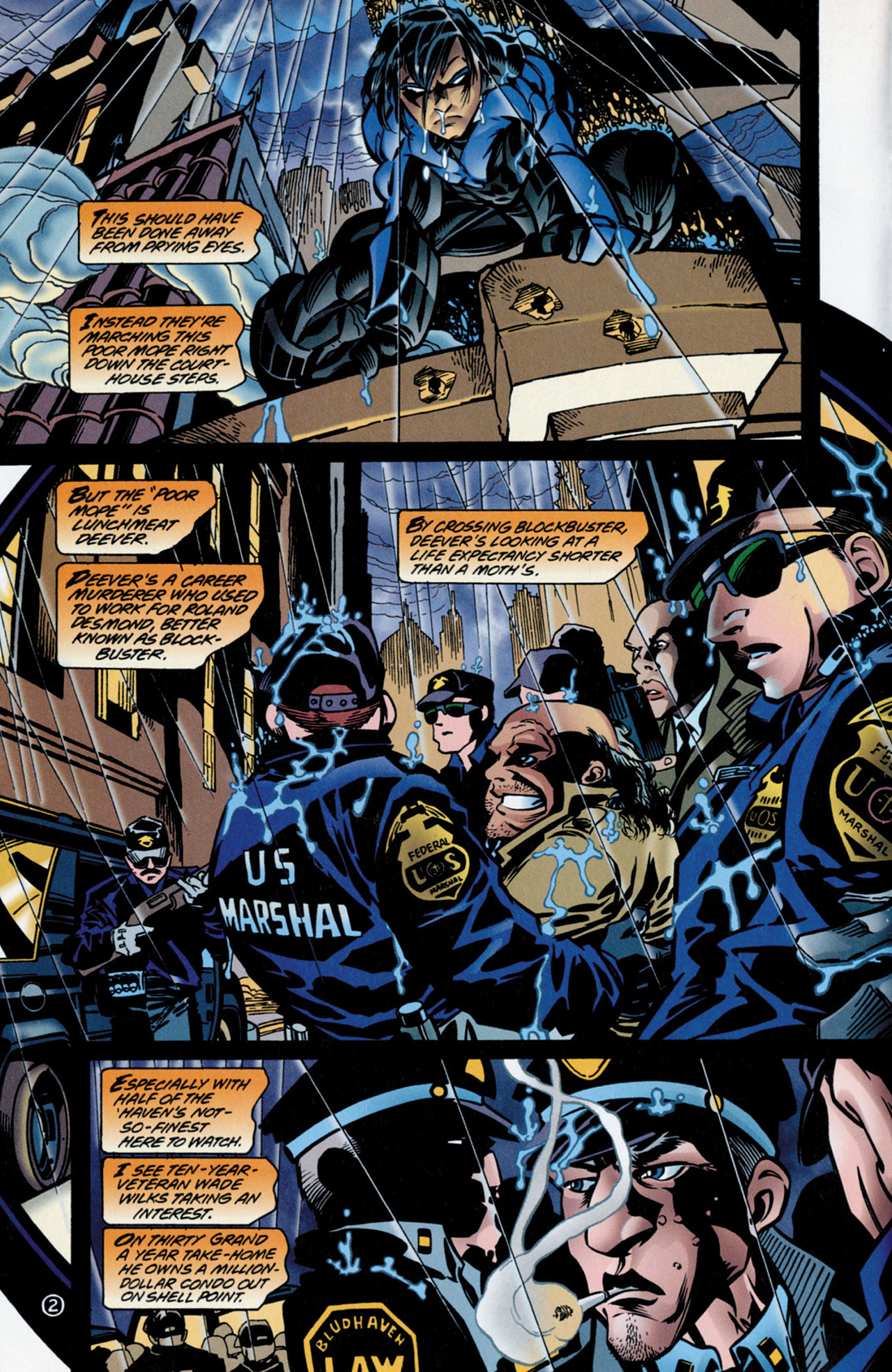 Read online Nightwing (1996) comic -  Issue #0.5 - 4