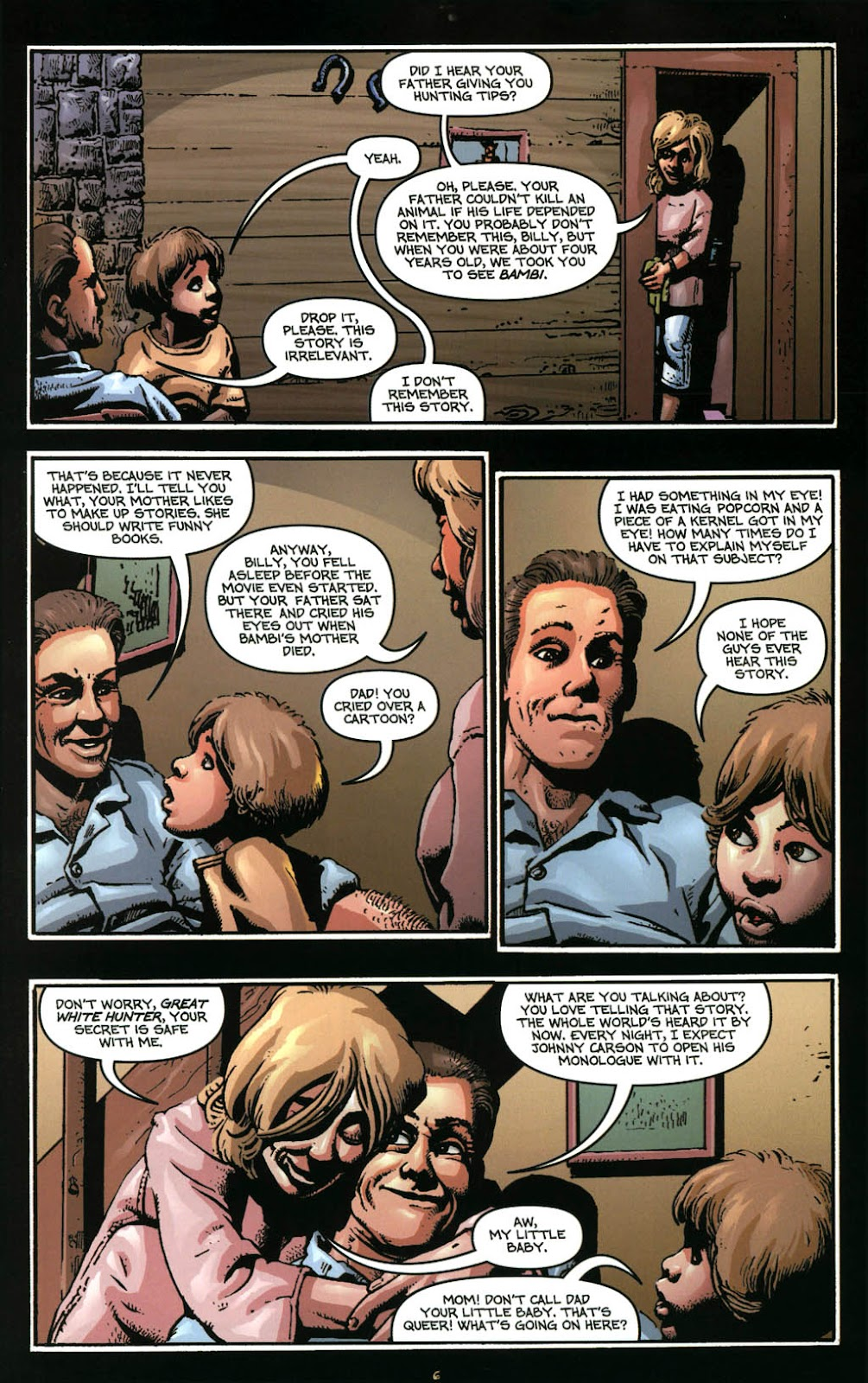 Bigfoot issue 1 - Page 8