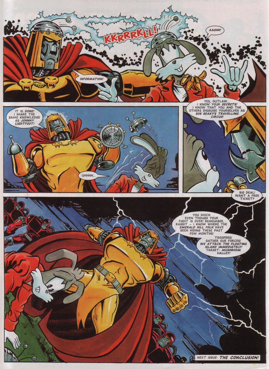 Read online Sonic the Comic comic -  Issue #71 - 28