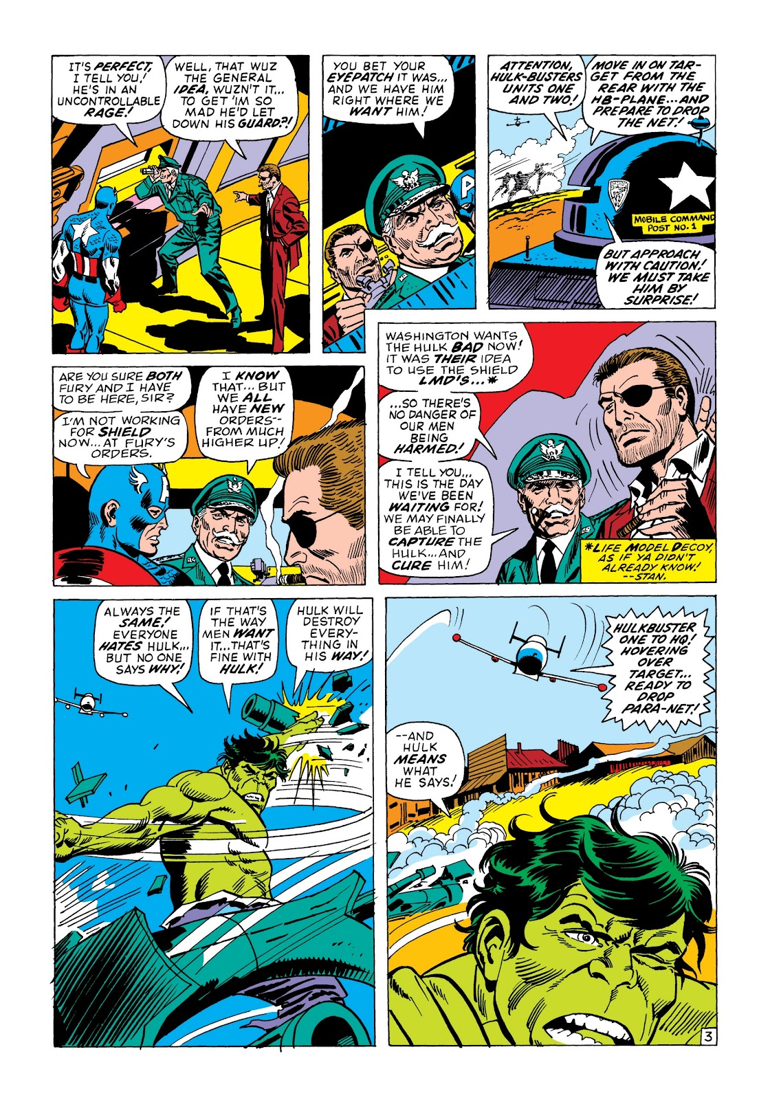 Read online Marvel Masterworks: The Incredible Hulk comic -  Issue # TPB 8 (Part 2) - 77