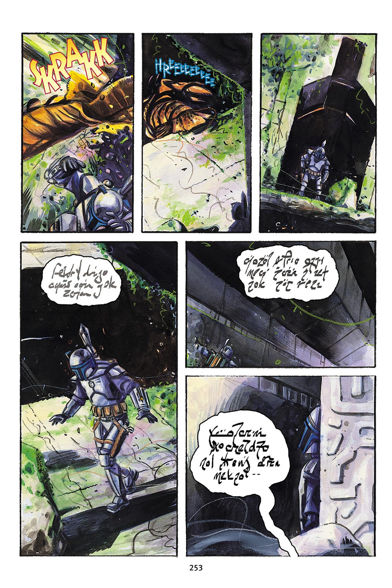 Read online Star Wars Omnibus comic -  Issue # Vol. 10 - 250