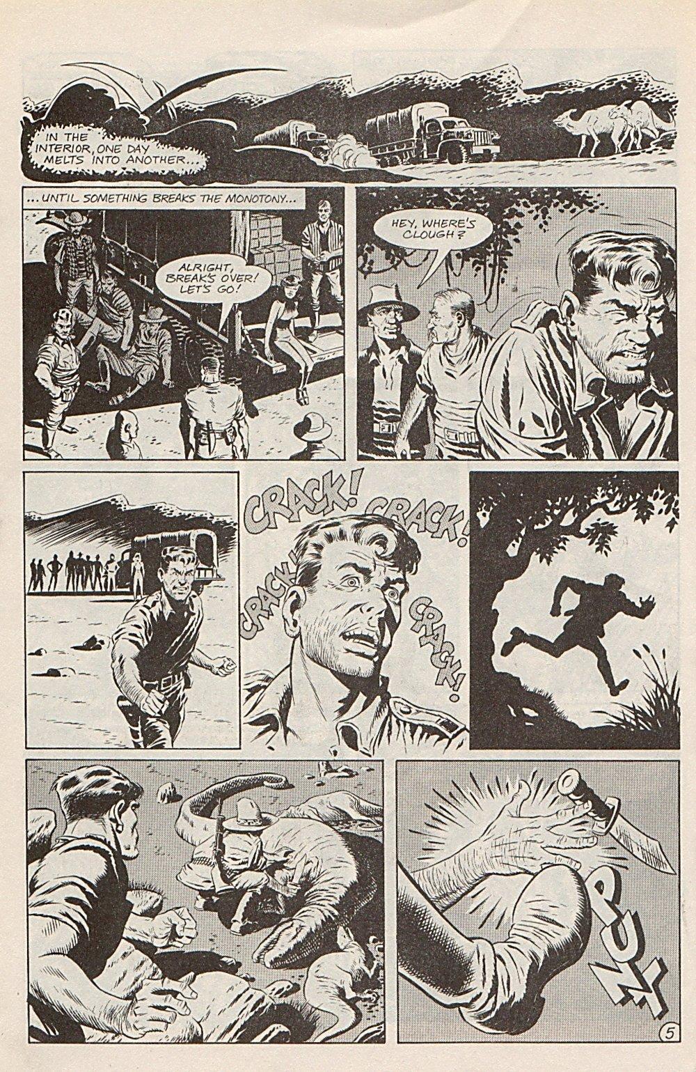 Read online Xenozoic Tales comic -  Issue #1 - 29