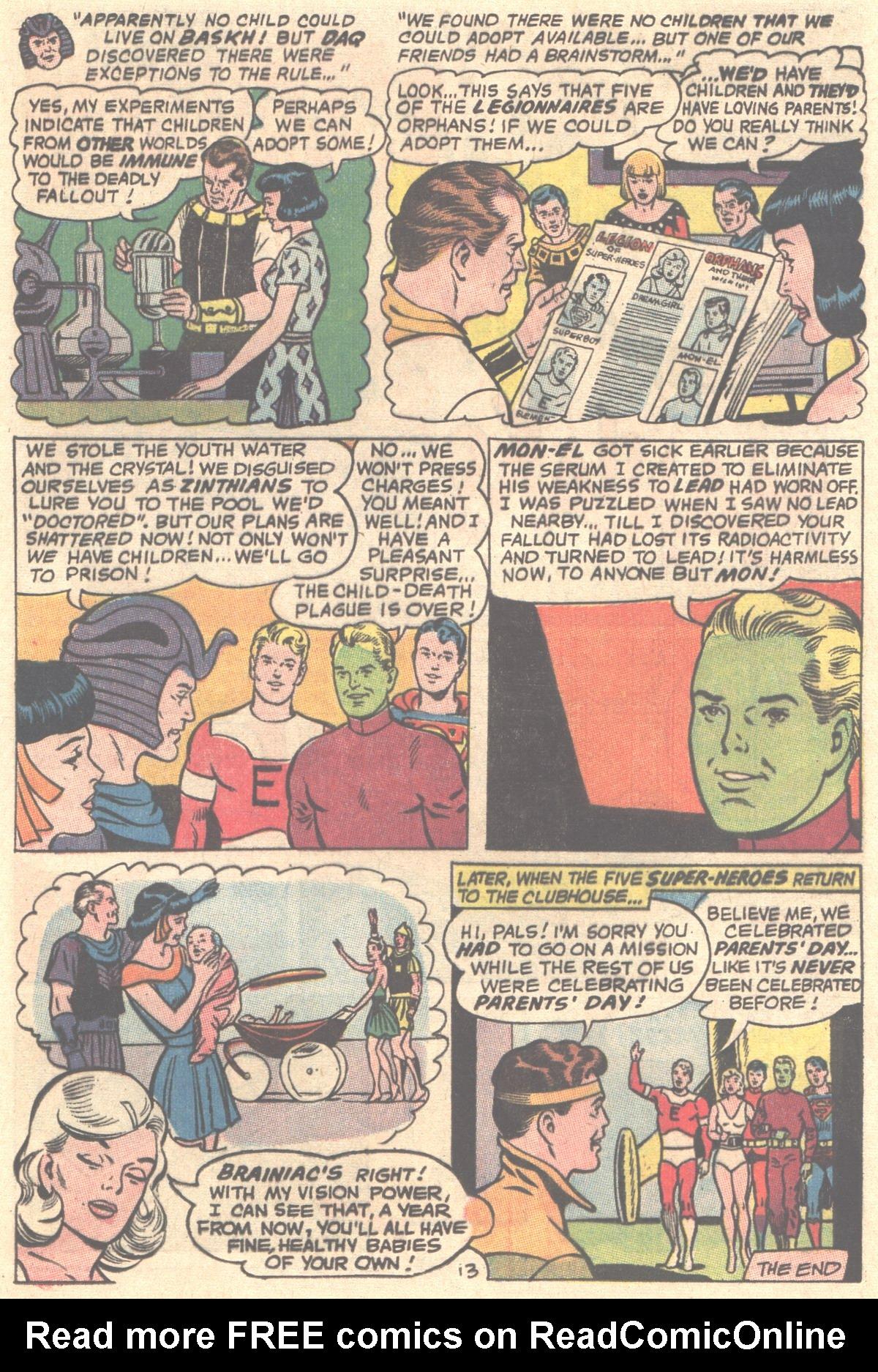 Read online Adventure Comics (1938) comic -  Issue #356 - 17