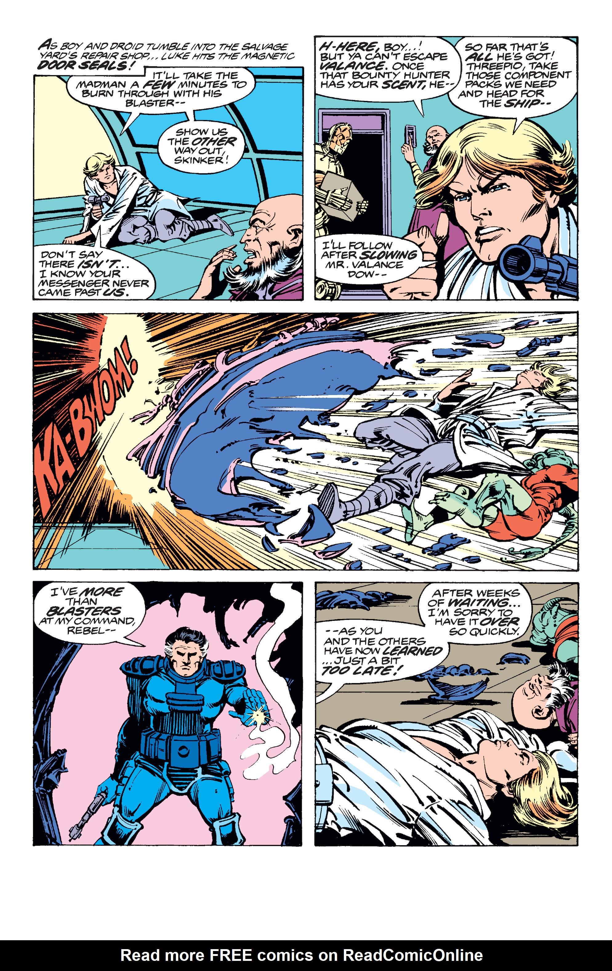 Read online Star Wars Omnibus comic -  Issue # Vol. 13 - 486