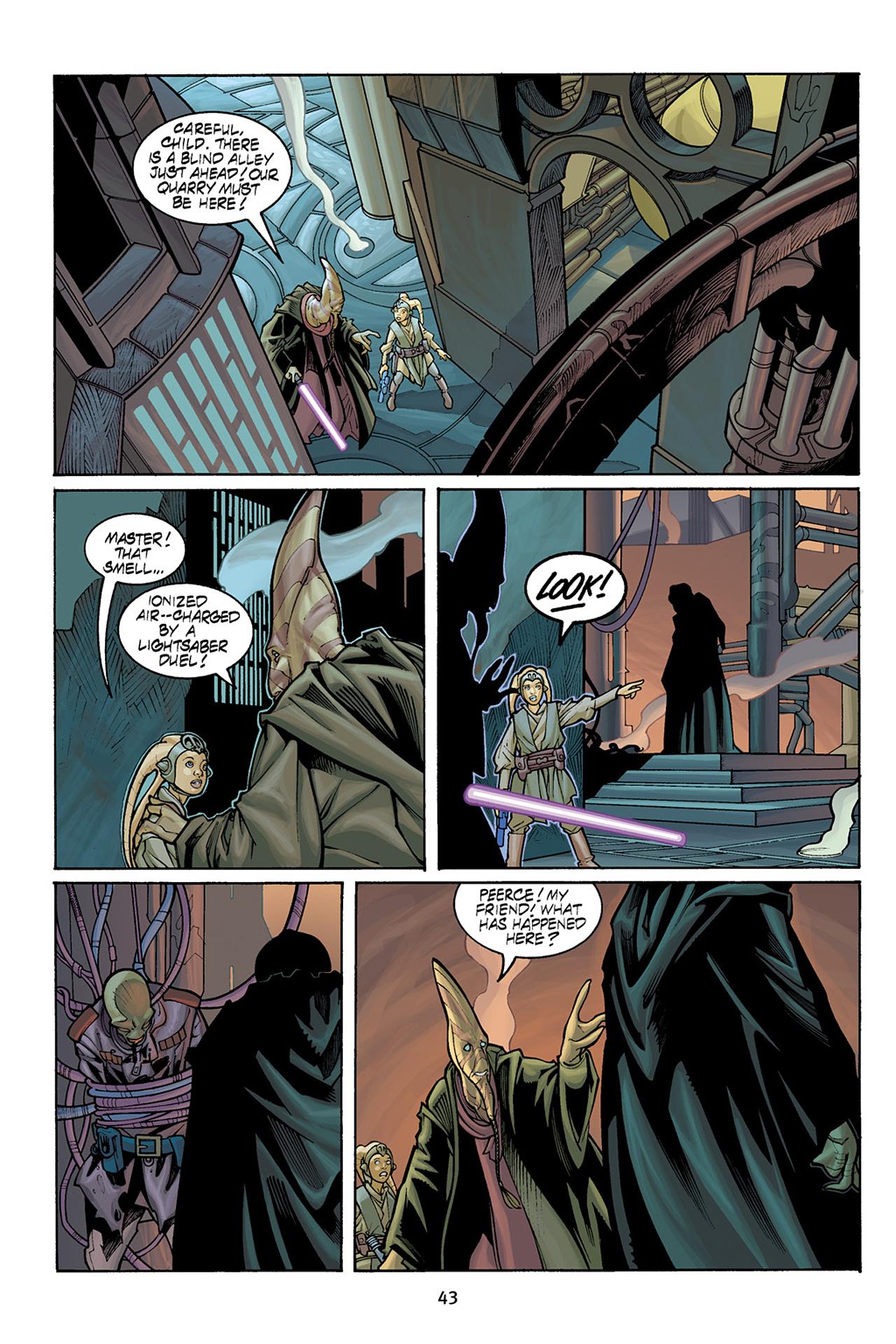 Read online Star Wars Omnibus comic -  Issue # Vol. 10 - 42