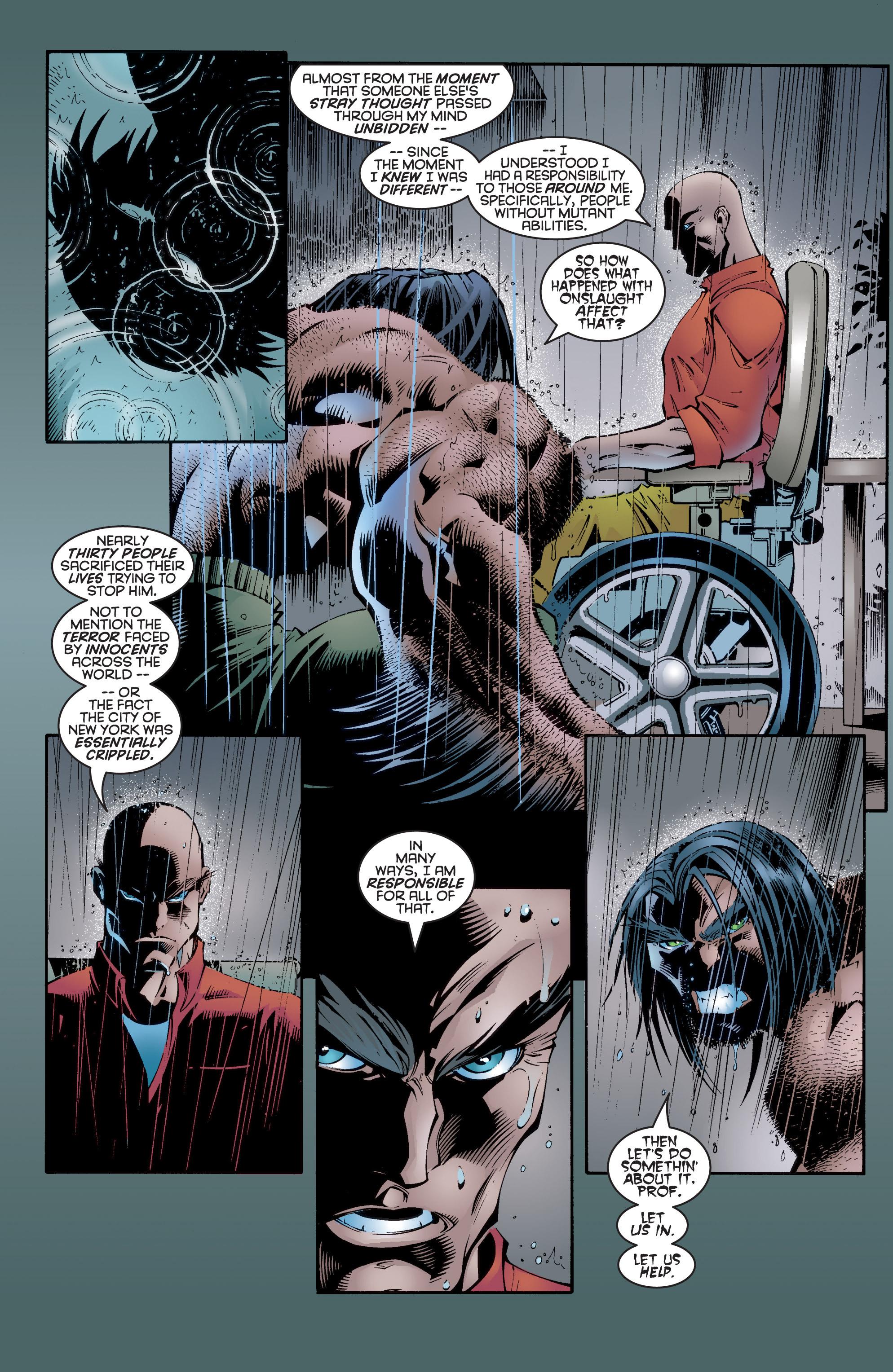 Read online Uncanny X-Men (1963) comic -  Issue #337 - 19