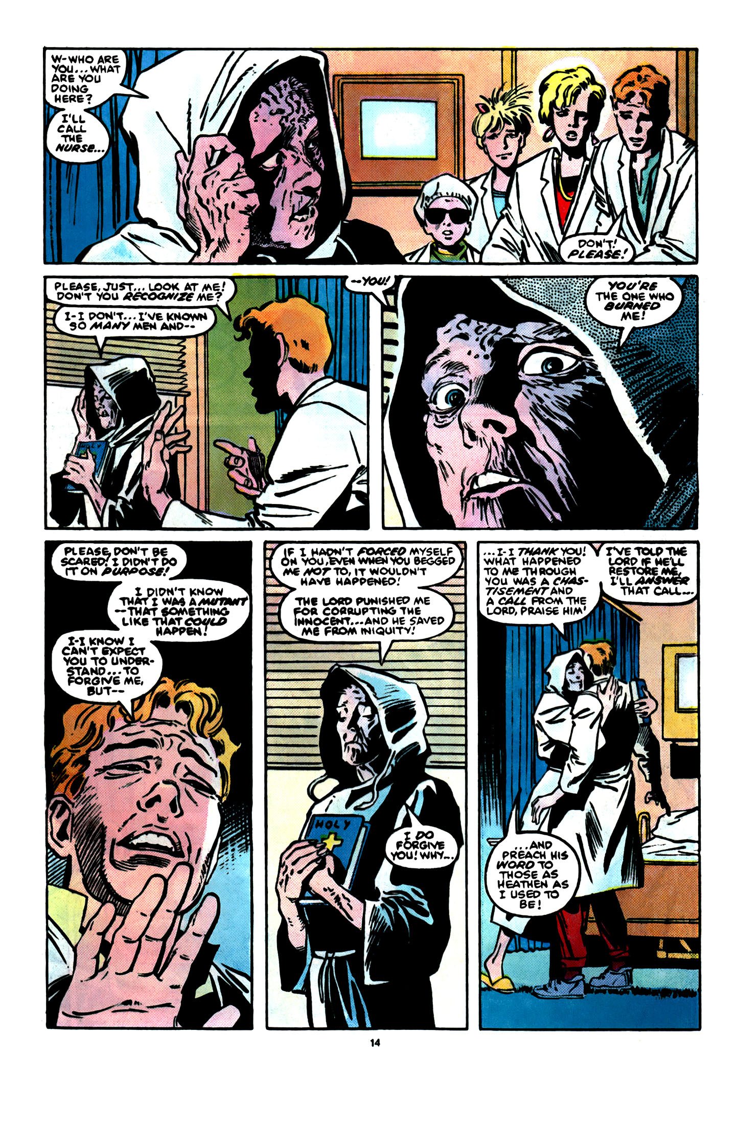 Read online X-Factor (1986) comic -  Issue #16 - 15