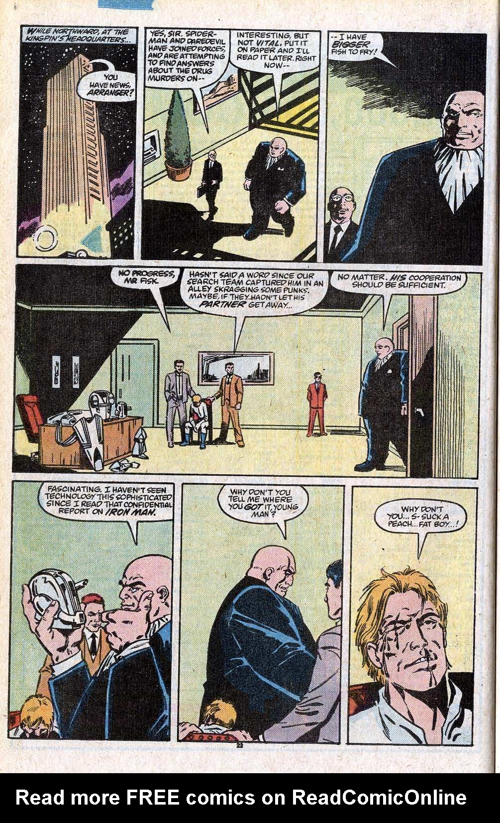 The Amazing Spider-Man (1963) _Annual_22 Page 23