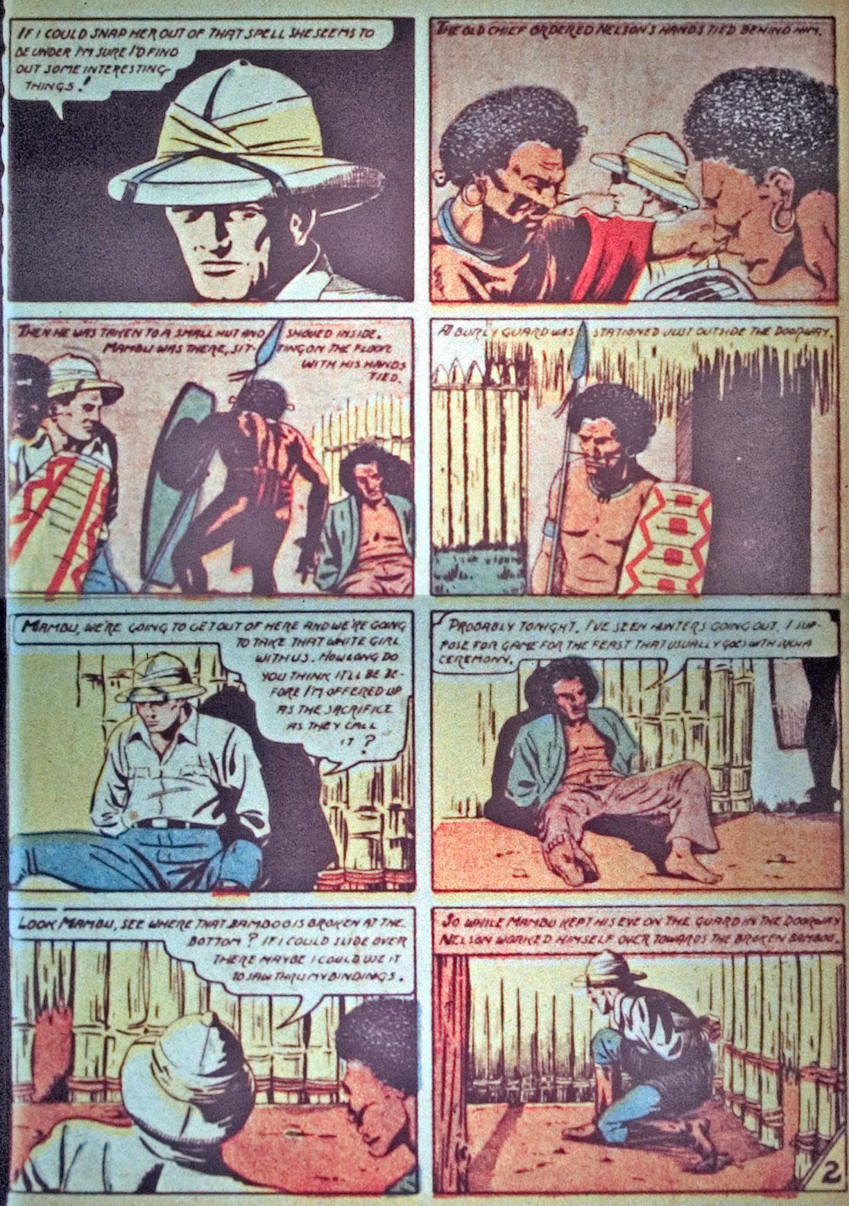 Read online Detective Comics (1937) comic -  Issue #34 - 51