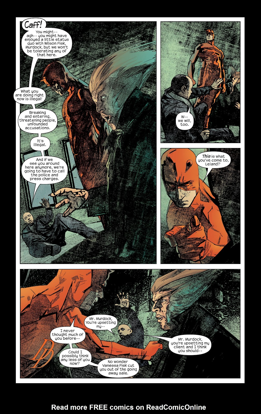 Read online Daredevil (1998) comic -  Issue # _Ultimate_Collection TPB 2 (Part 1) - 42