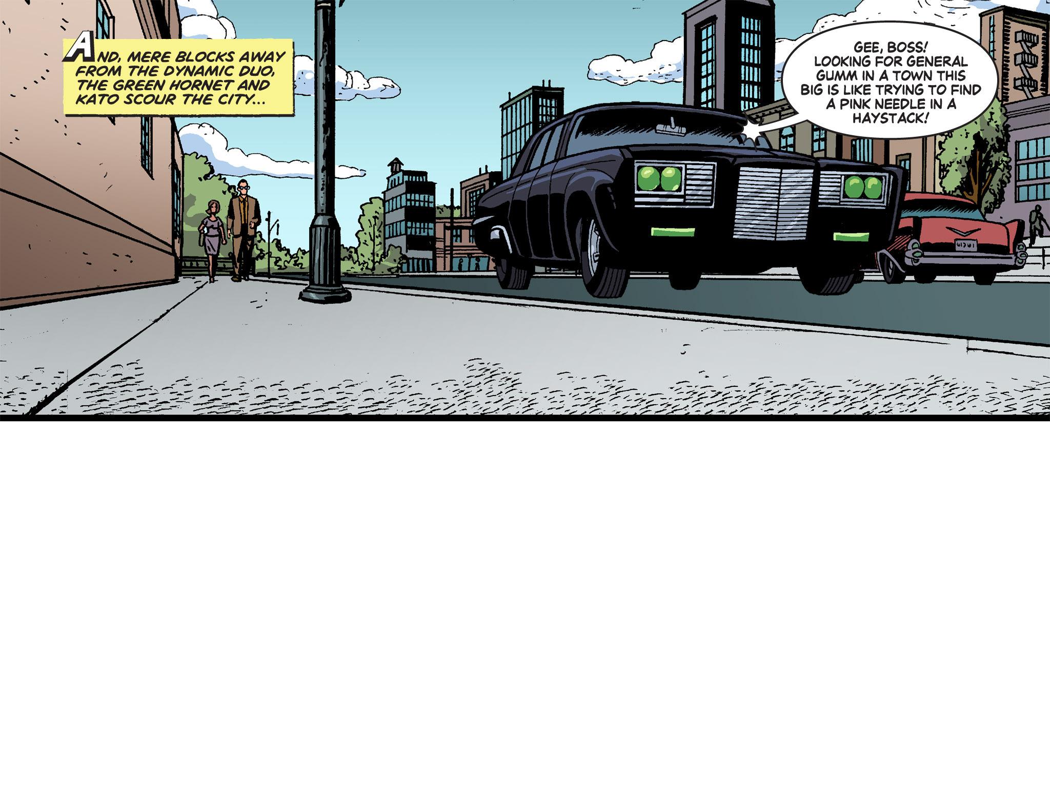 Read online Batman '66 Meets the Green Hornet [II] comic -  Issue #4 - 75