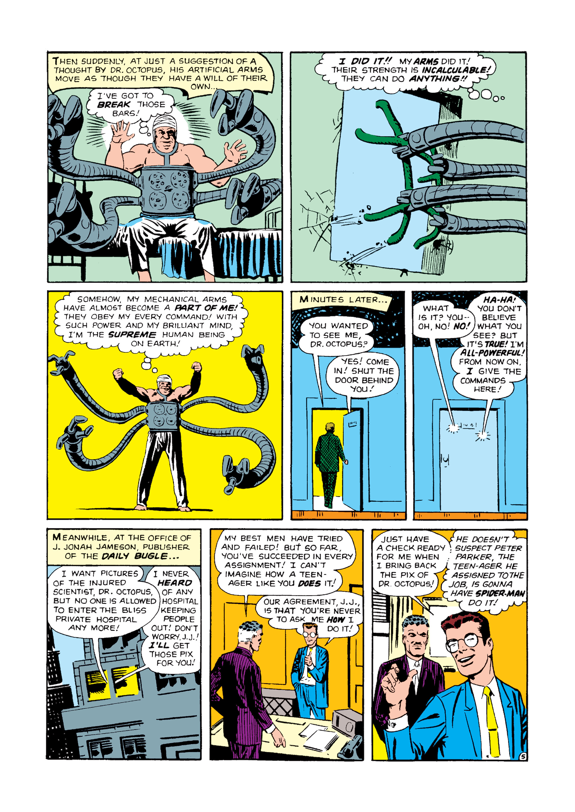 The Amazing Spider-Man (1963) 3 Page 5