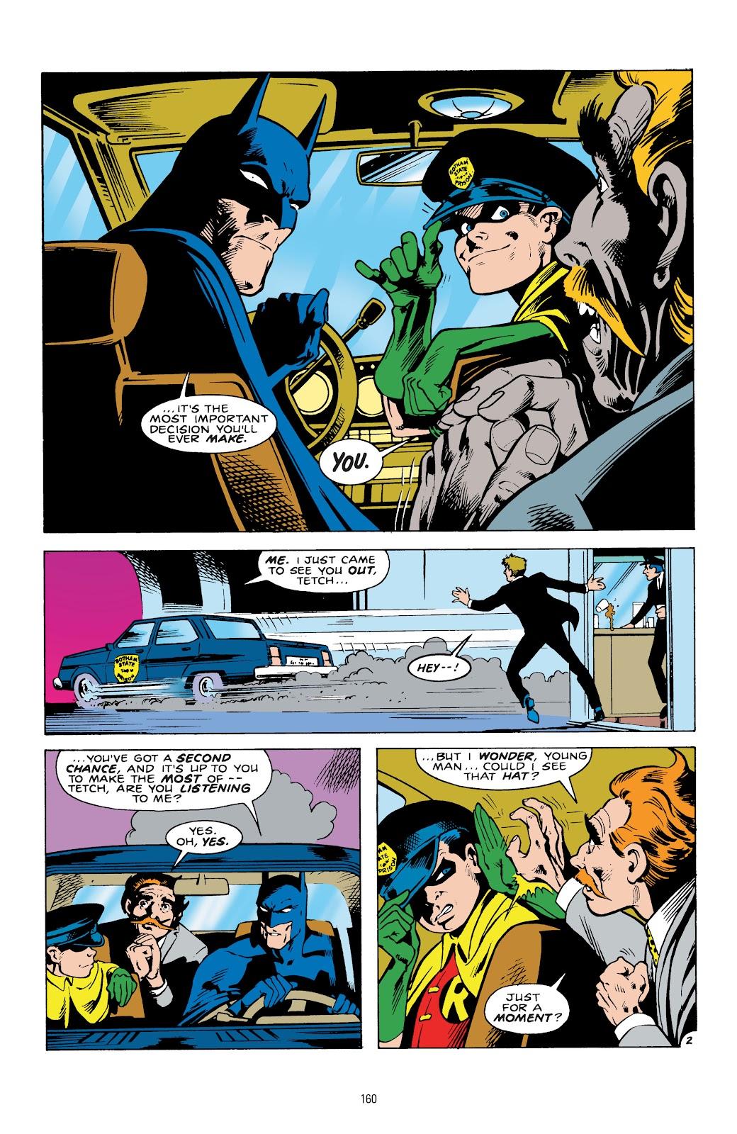 Read online Detective Comics (1937) comic -  Issue # _TPB Batman - The Dark Knight Detective 1 (Part 2) - 60