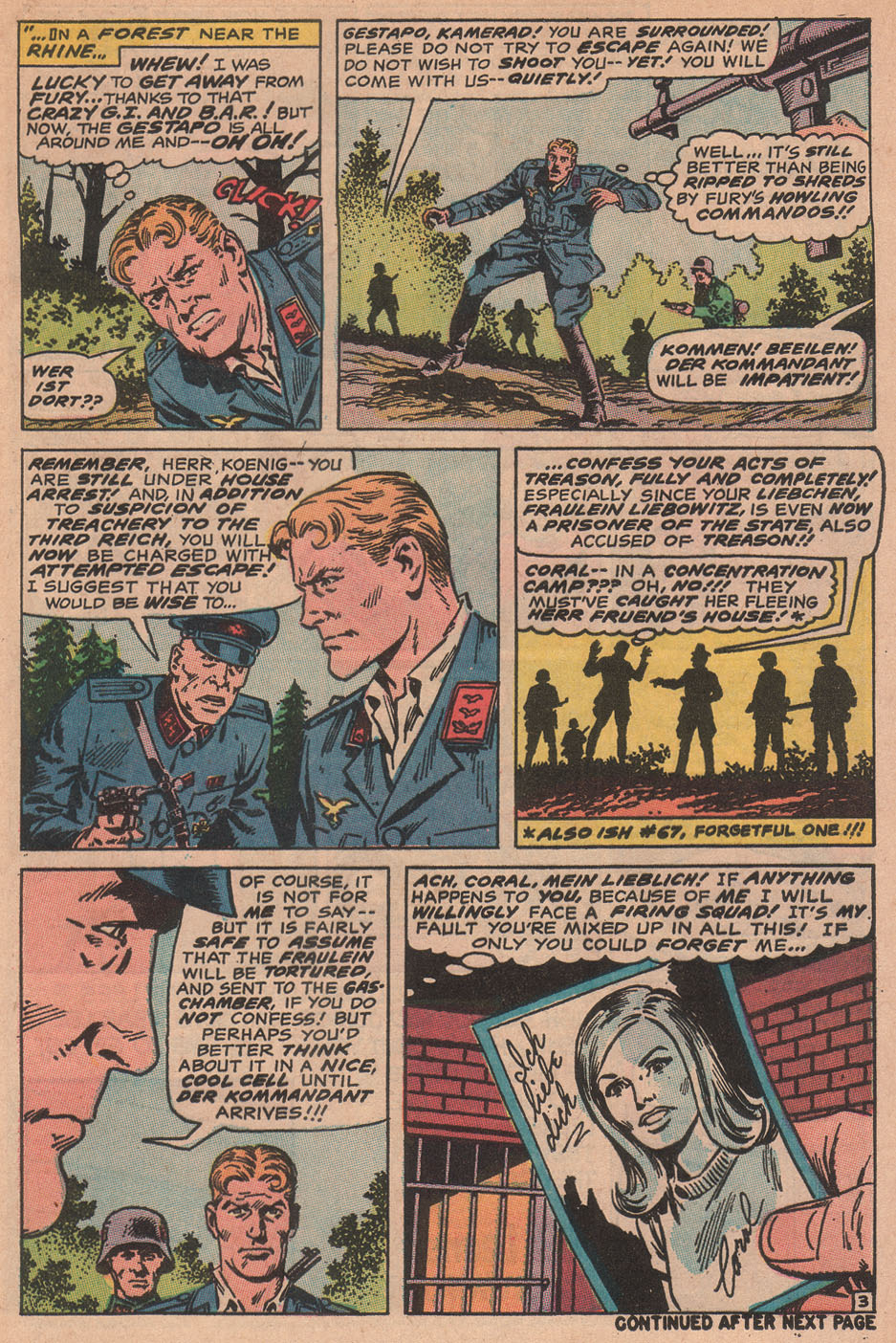 Read online Sgt. Fury comic -  Issue #78 - 5