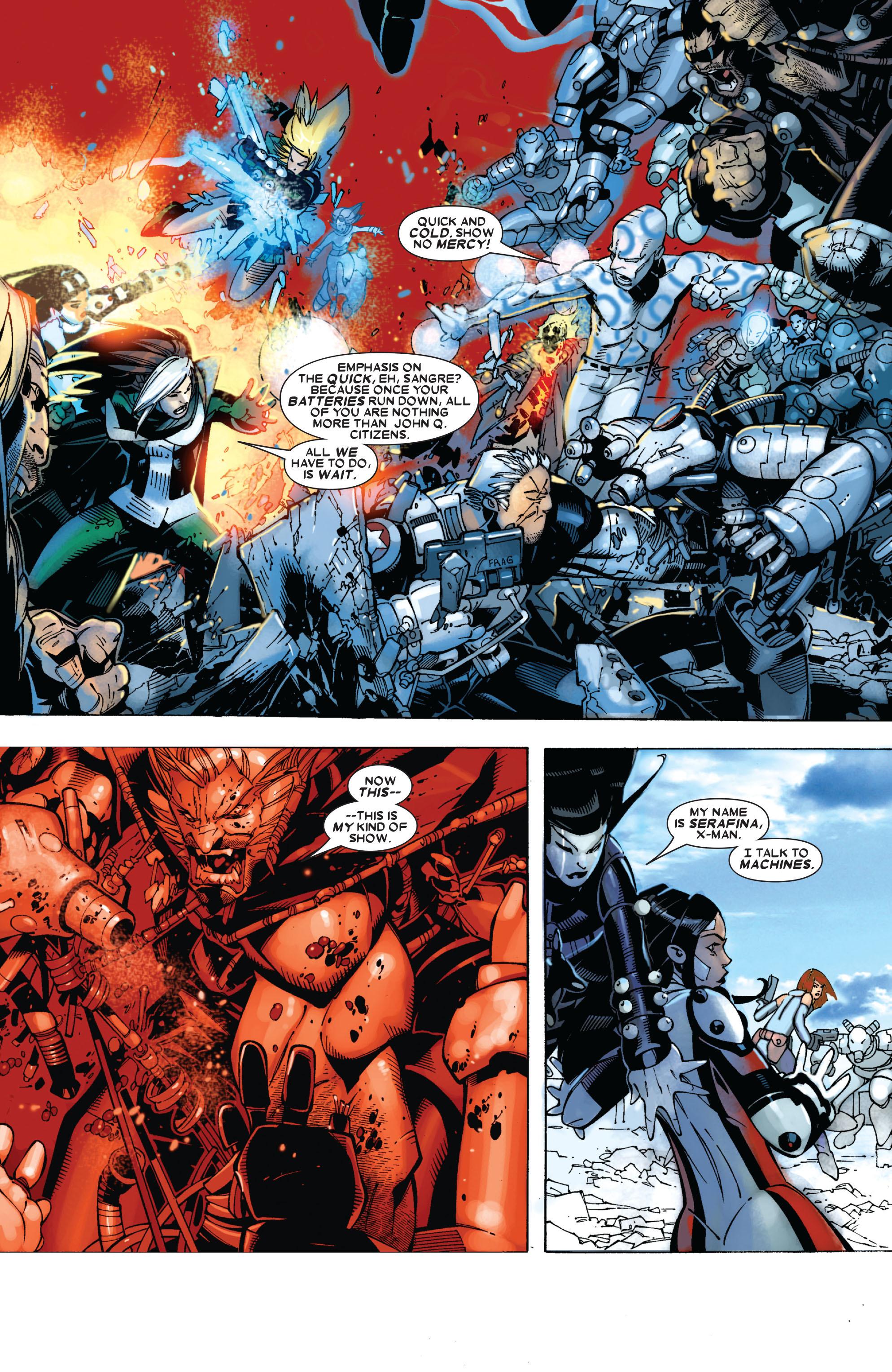X-Men (1991) 193 Page 8