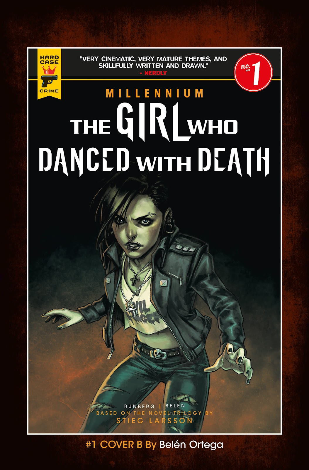 Read online Millennium: The Girl Who Danced With Death comic -  Issue #1 - 59
