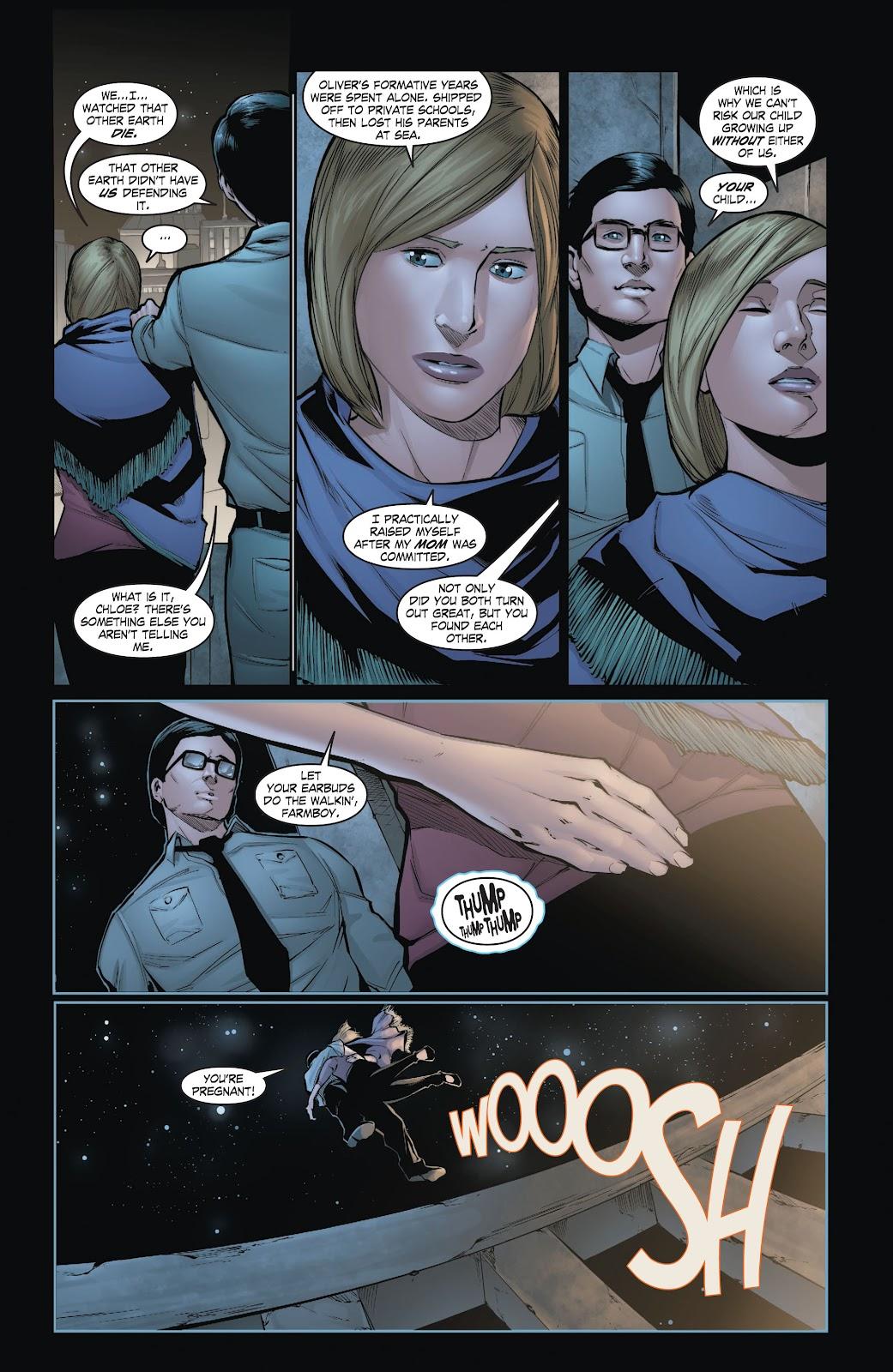 Read online Smallville Season 11 [II] comic -  Issue # TPB 3 - 131