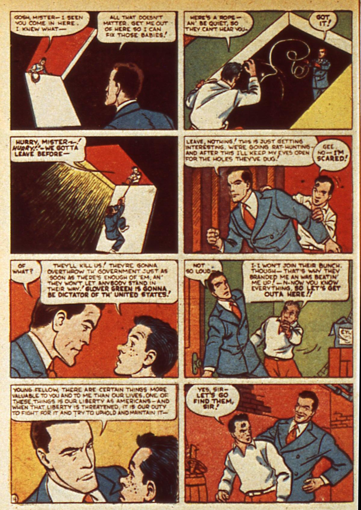 Read online Detective Comics (1937) comic -  Issue #45 - 20