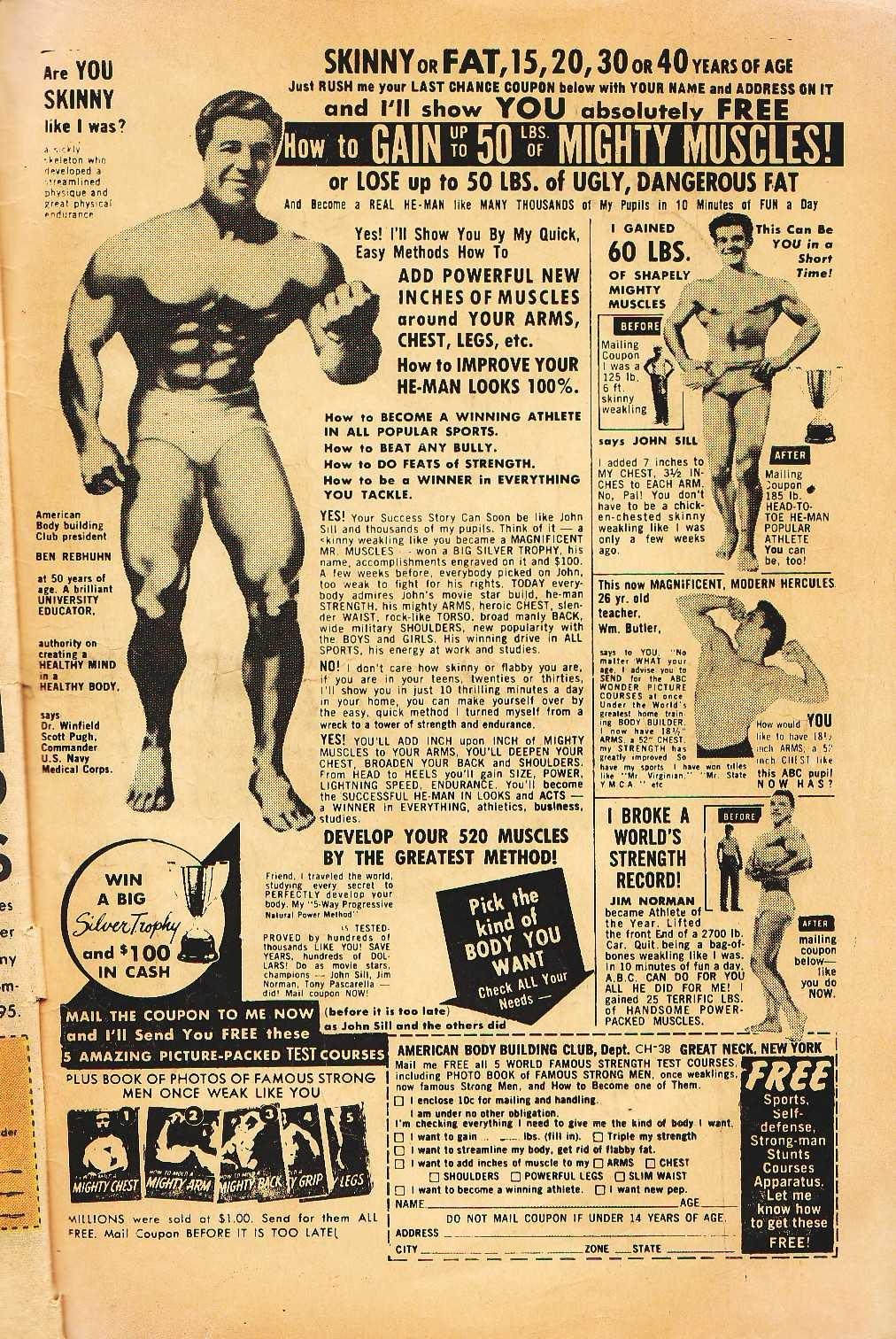 Read online Fightin' Navy comic -  Issue #113 - 35