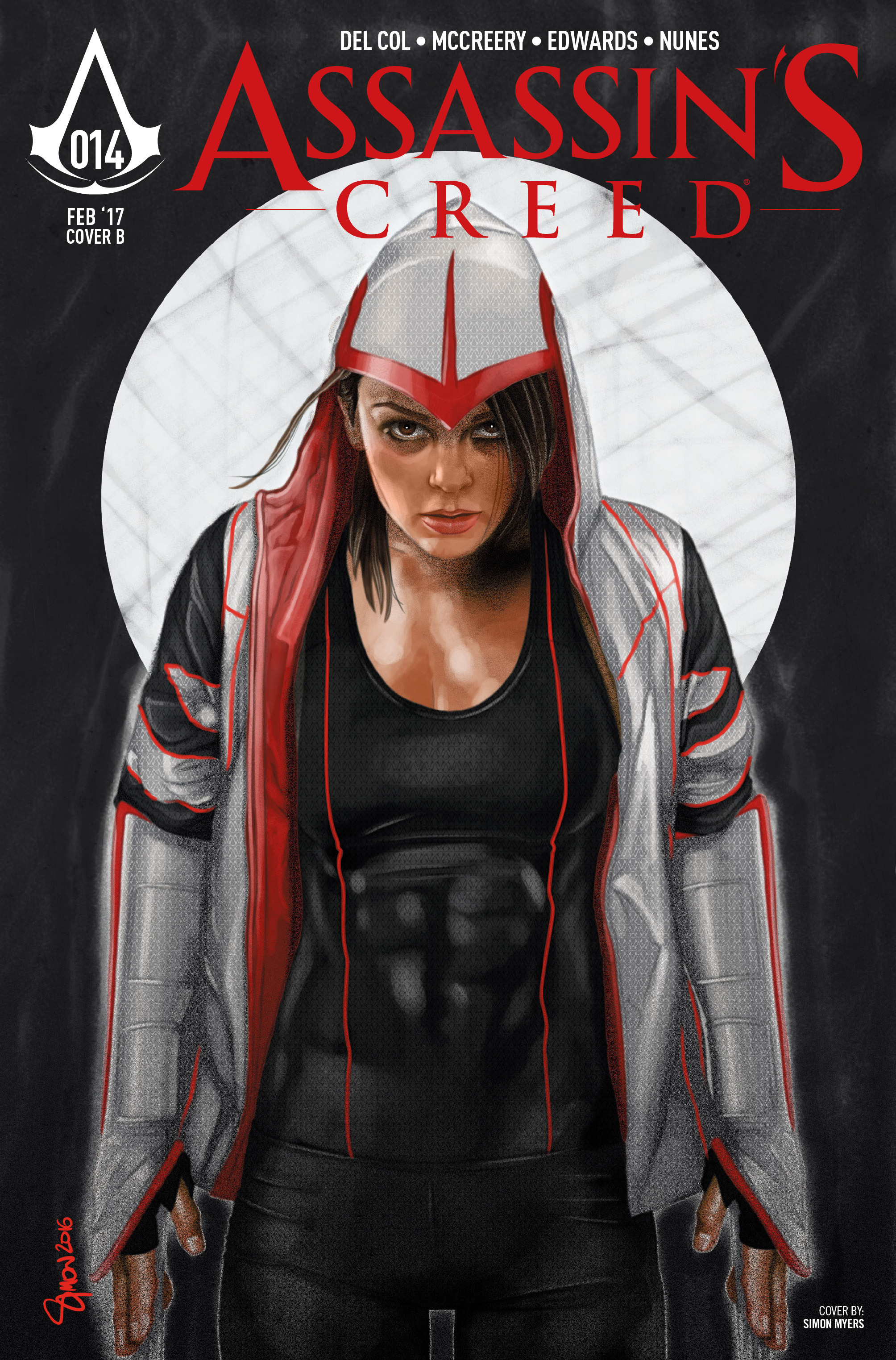 Read online Assassin's Creed (2015) comic -  Issue #14 - 35