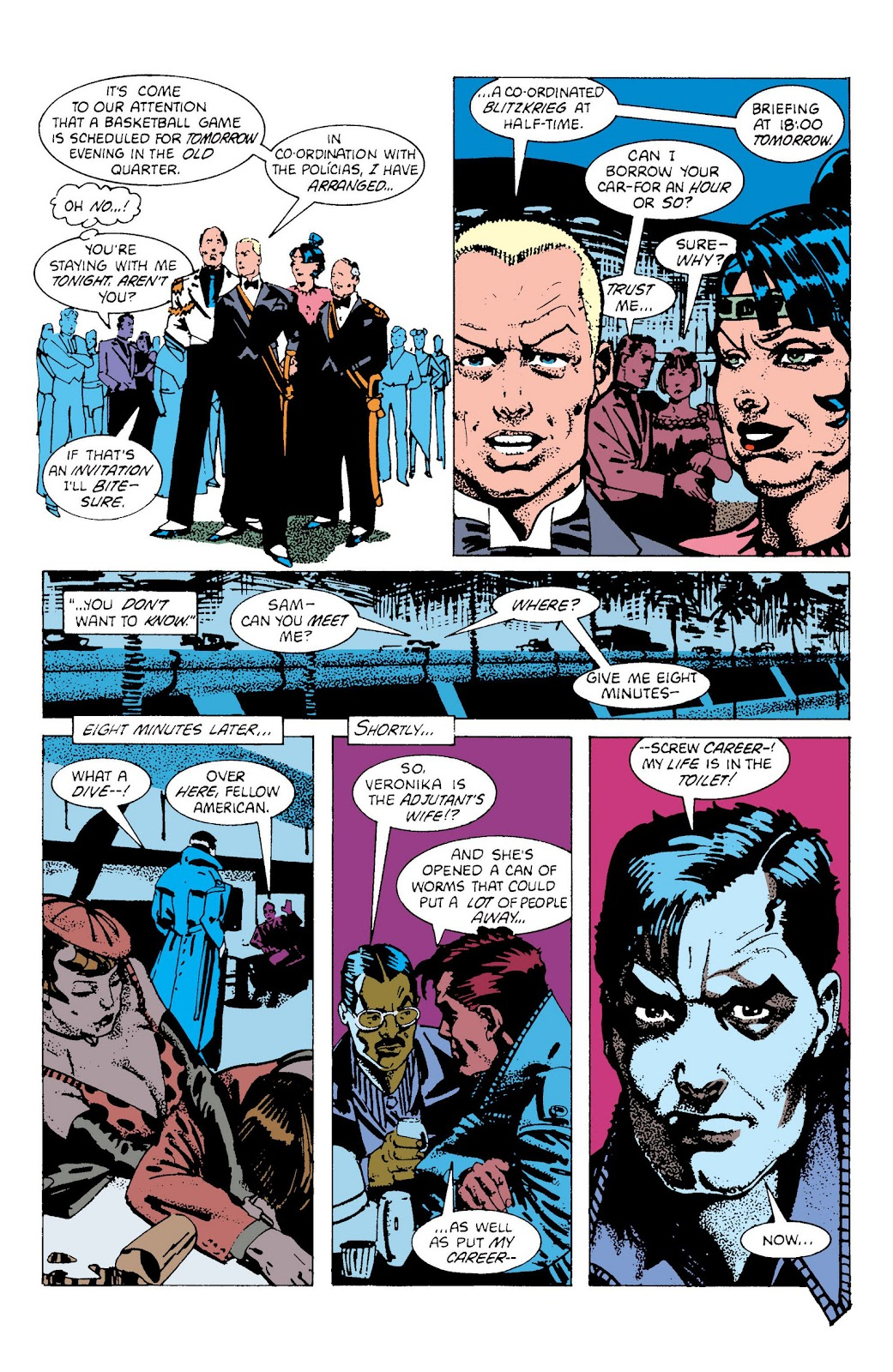American Flagg! issue Definitive Collection (Part 2) - Page 72