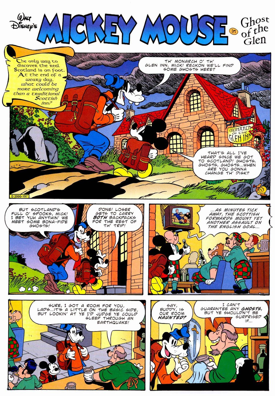 Walt Disney's Comics and Stories issue 641 - Page 13
