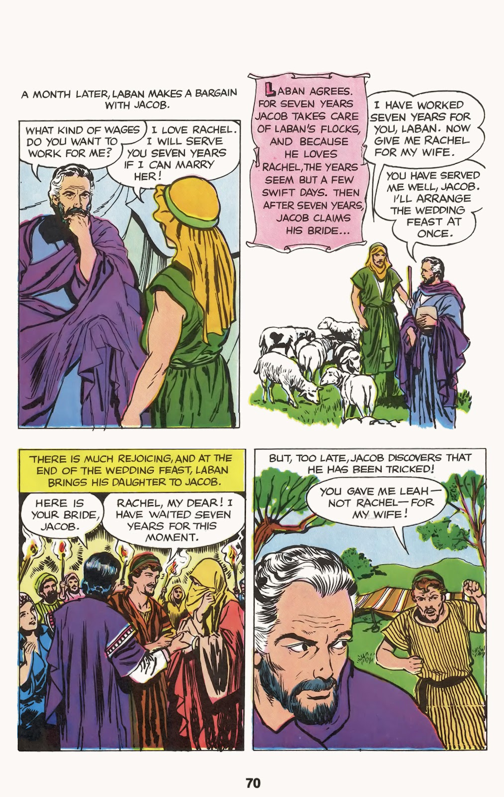 The Picture Bible issue TPB (Part 1) - Page 72