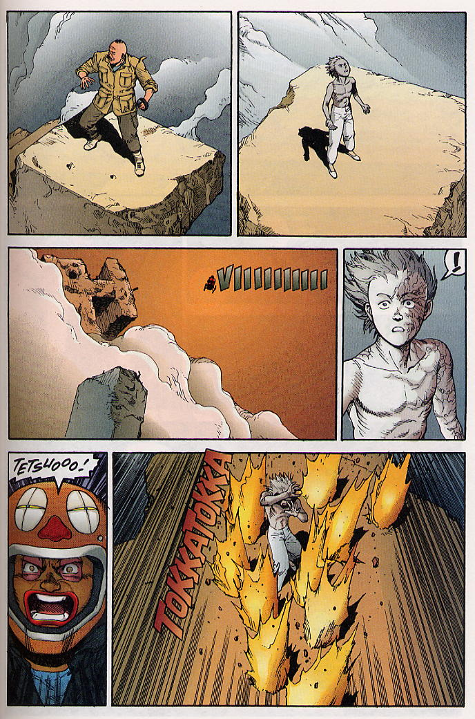Read online Akira comic -  Issue #31 - 32