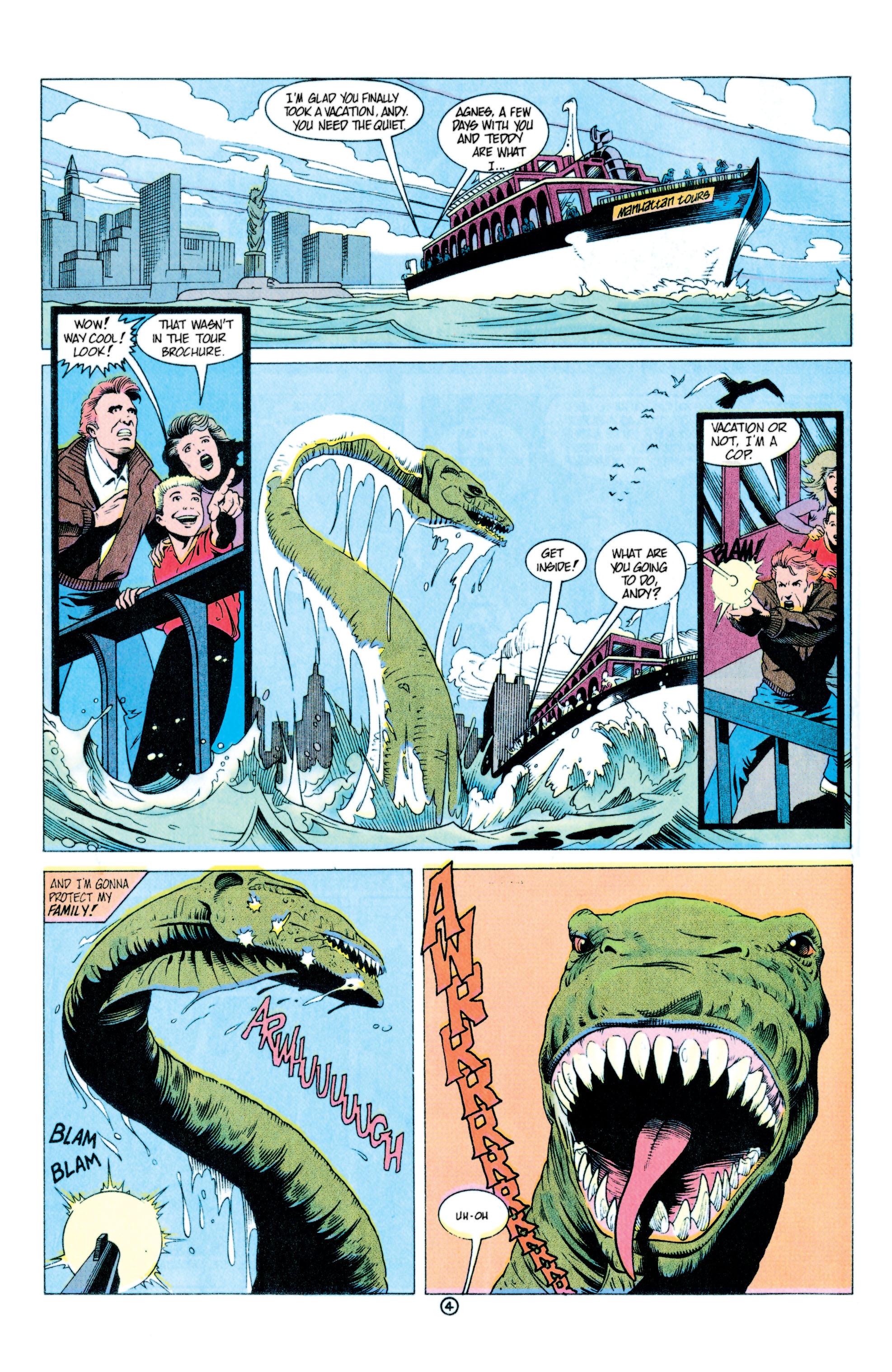Read online Aquaman (1991) comic -  Issue #11 - 5